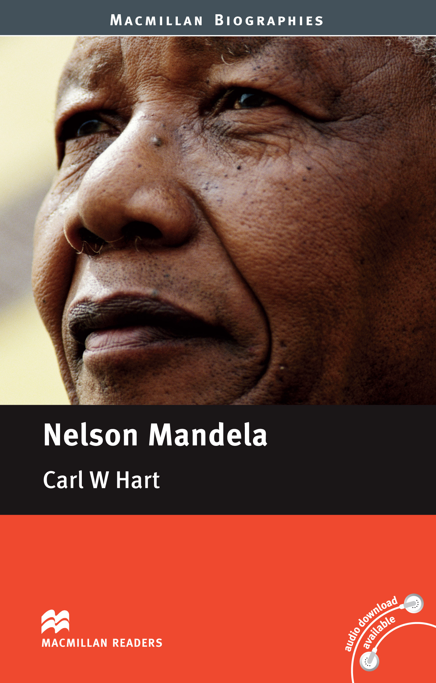 Macmillan Readers: Nelson Mandela without CD
