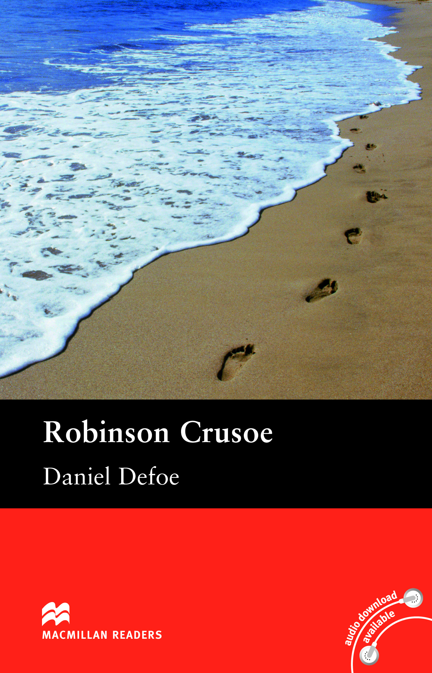 Macmillan Readers: Robinson Crusoe without CD