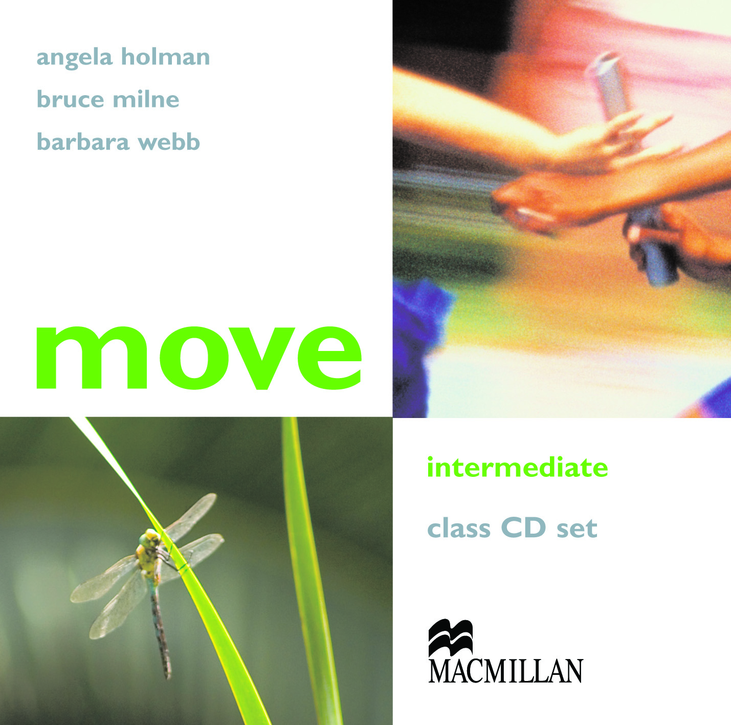 Move Intermediate Class Audio CDs