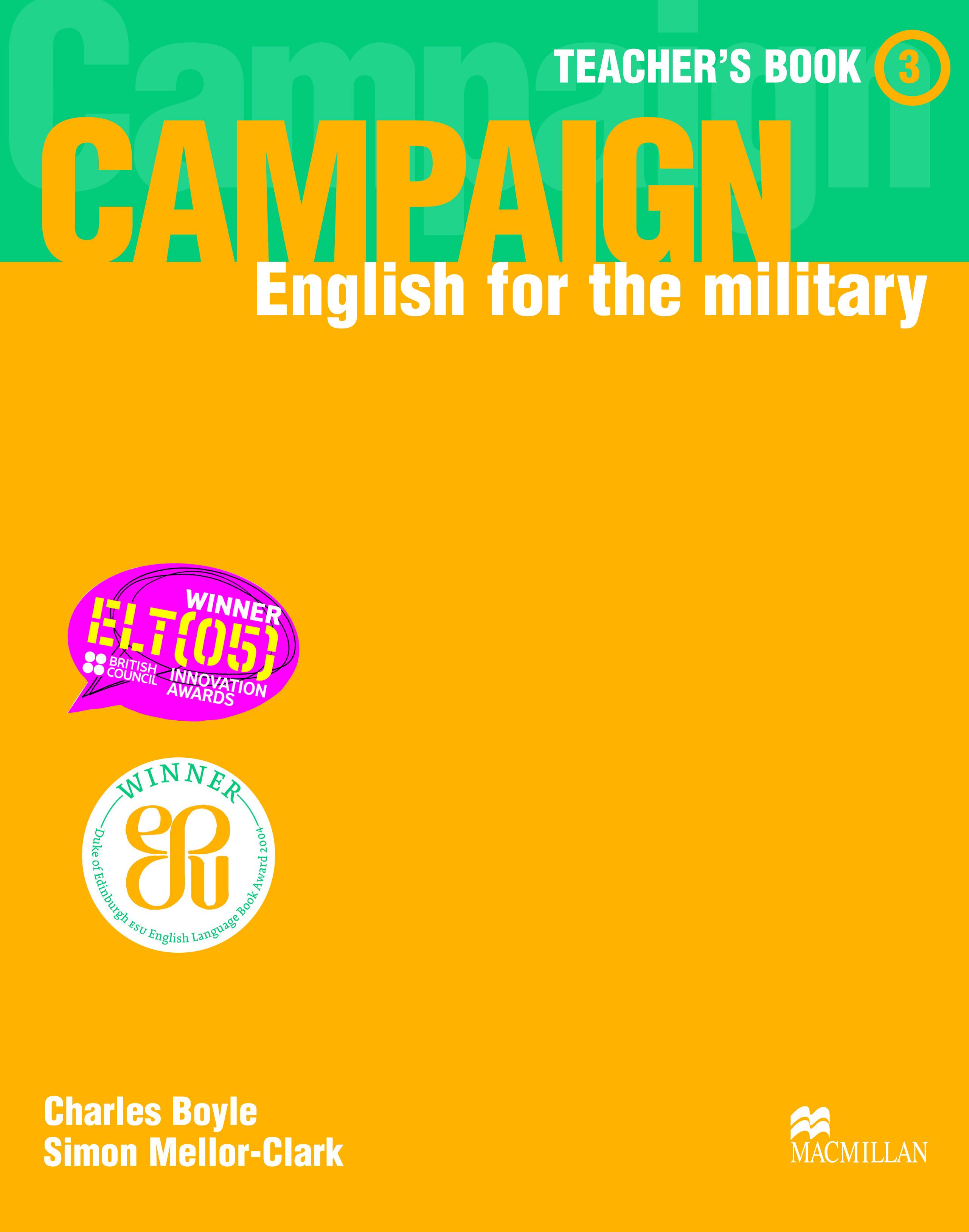 Campaign 3 Teacher