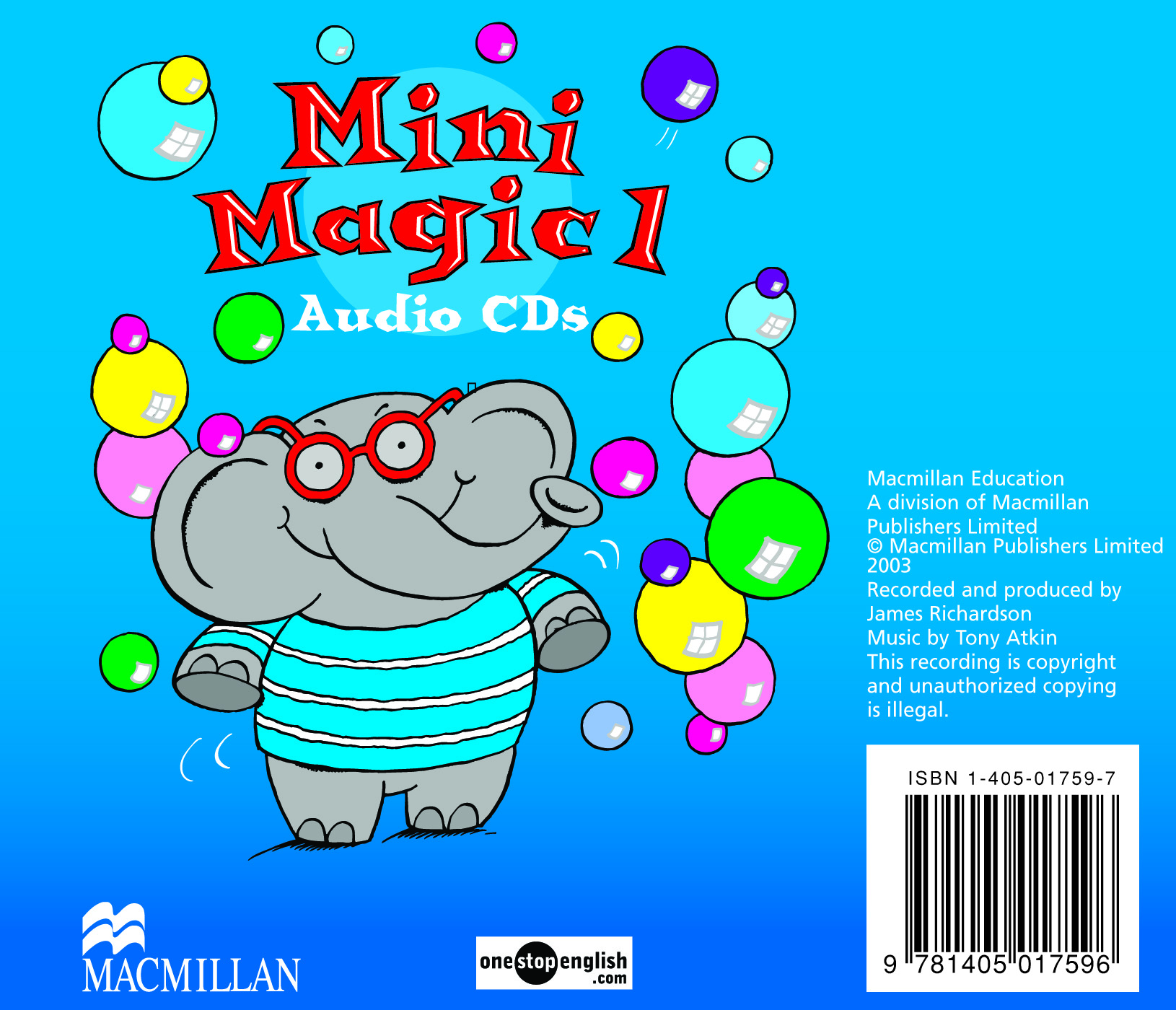 Mini Magic 1 Class CD