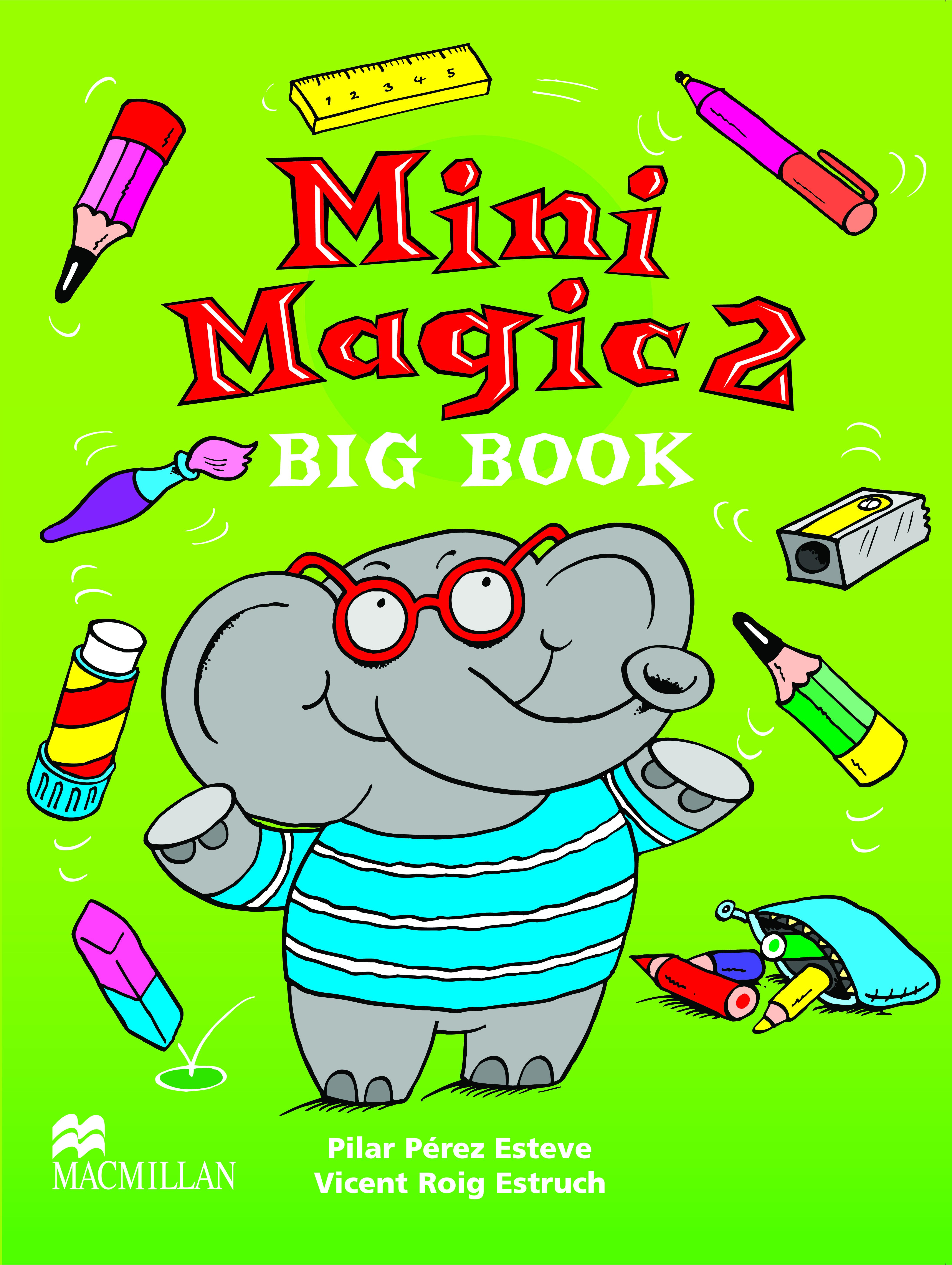 Mini Magic 2 Big Book