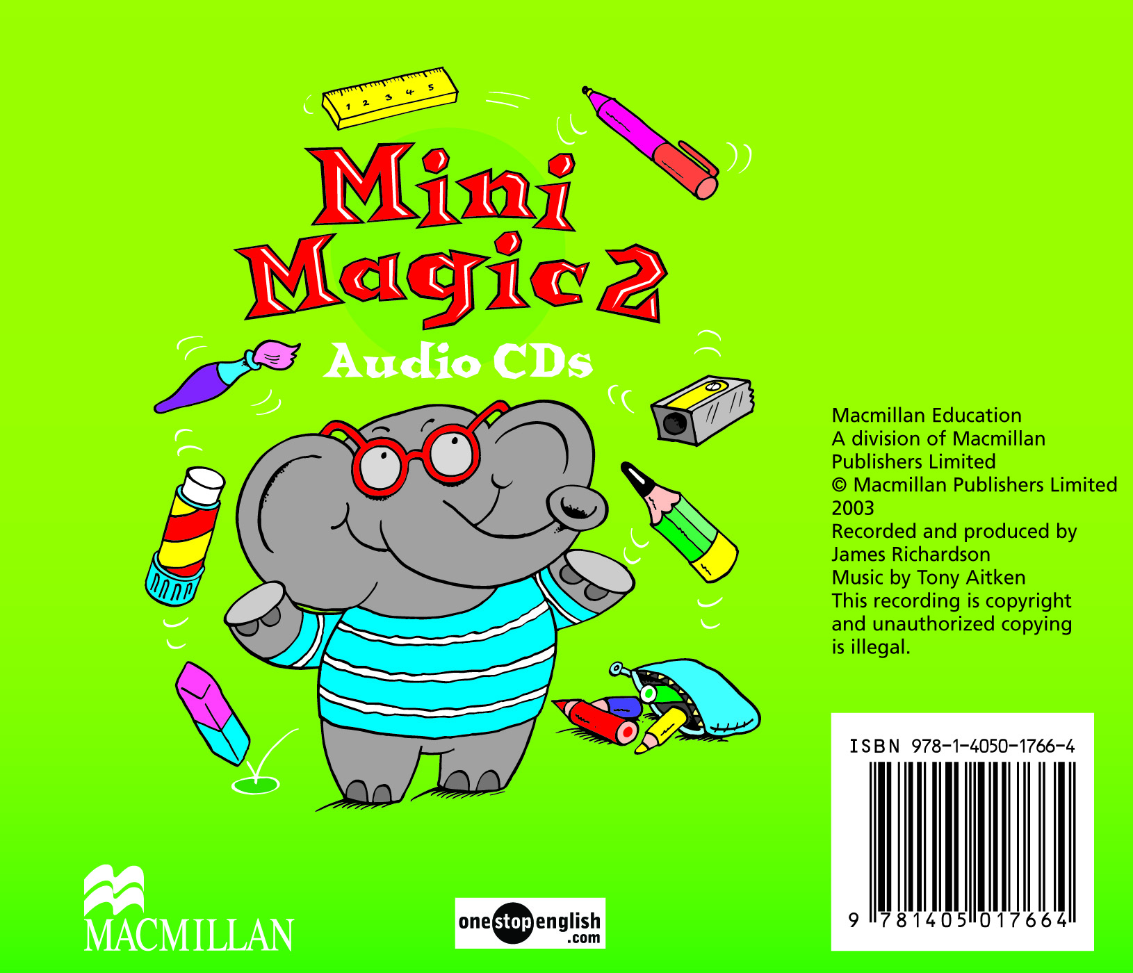 Mini Magic 2 Class CD