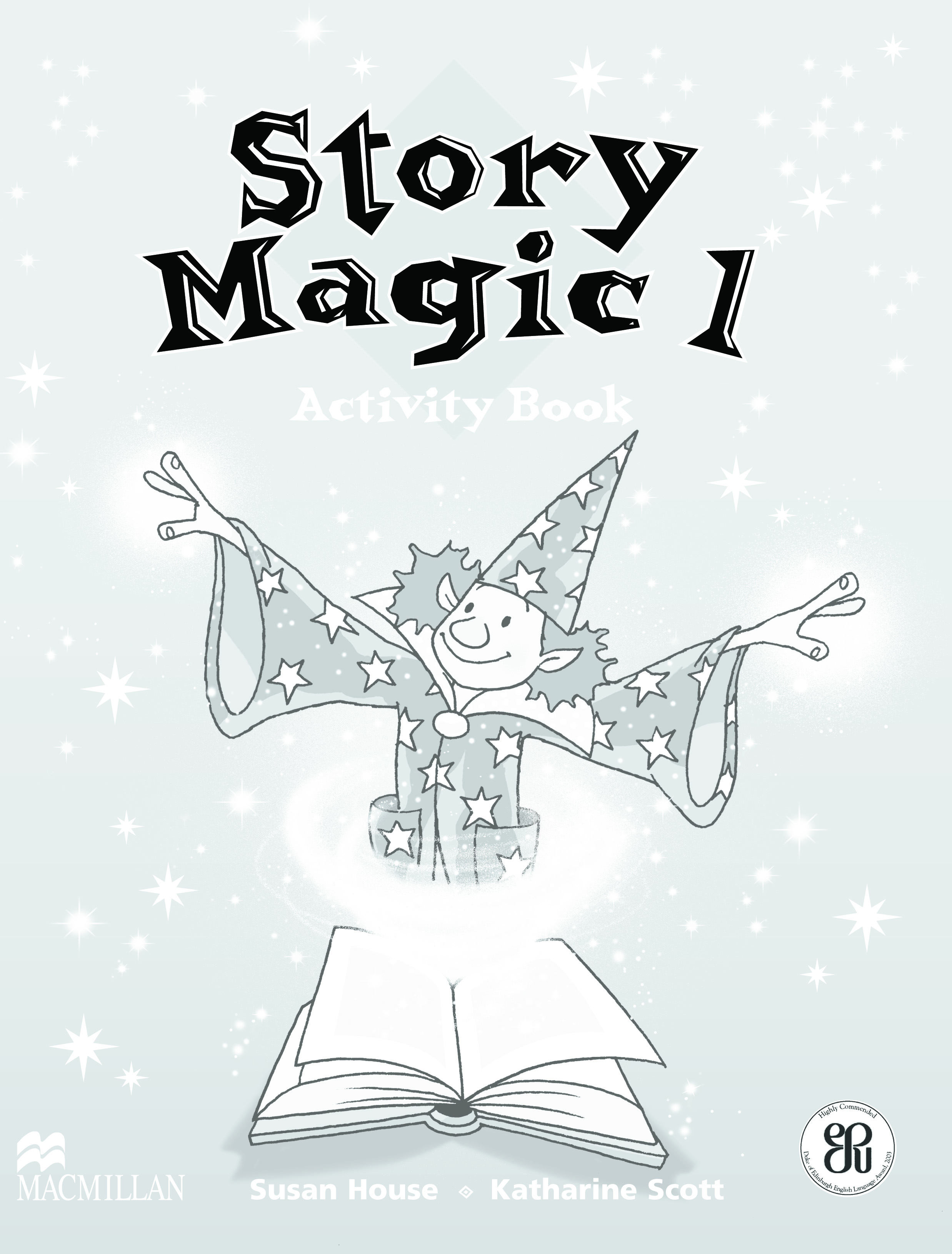 Story Magic 1 Activity Book