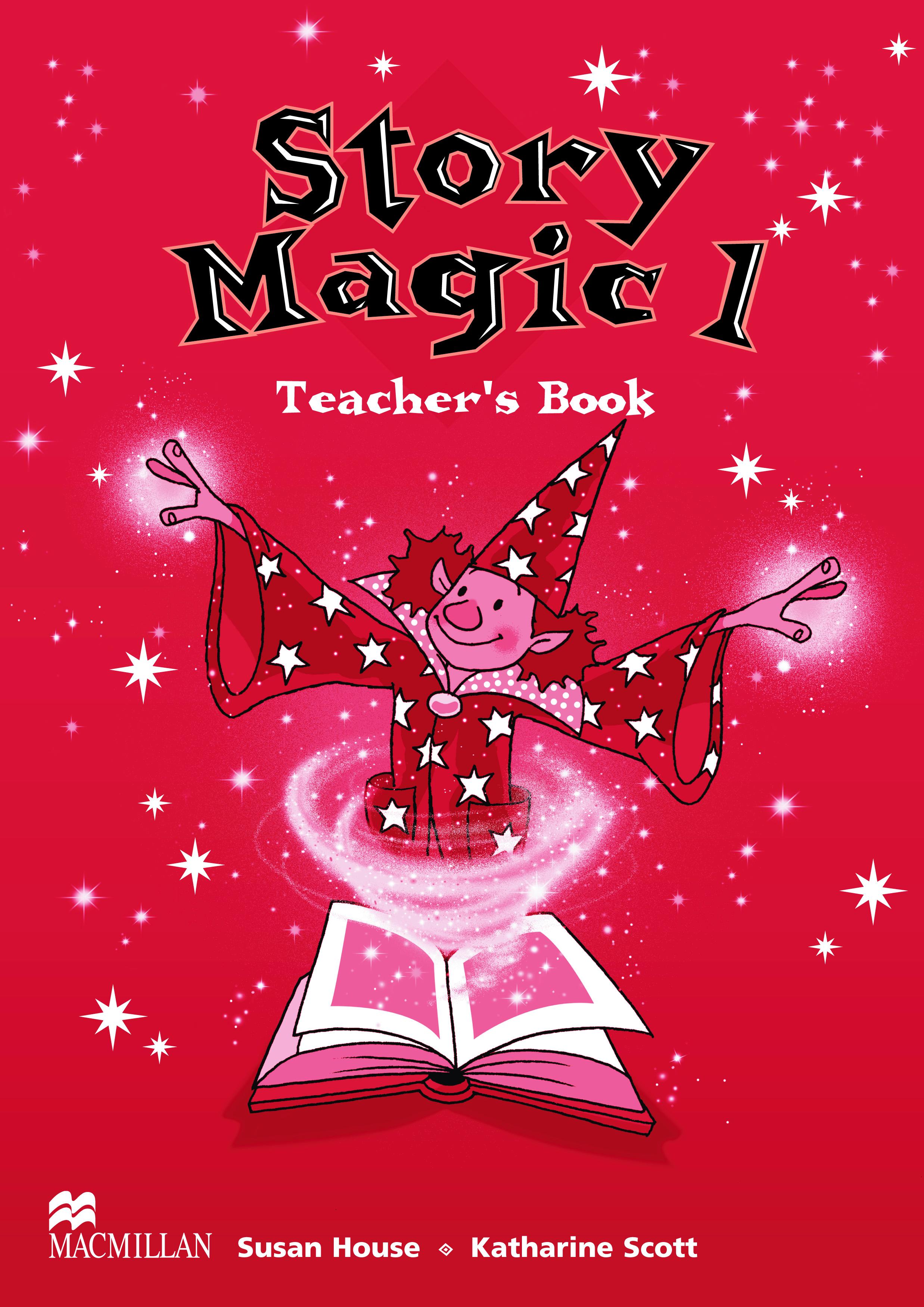 Story Magic 1 Teacher