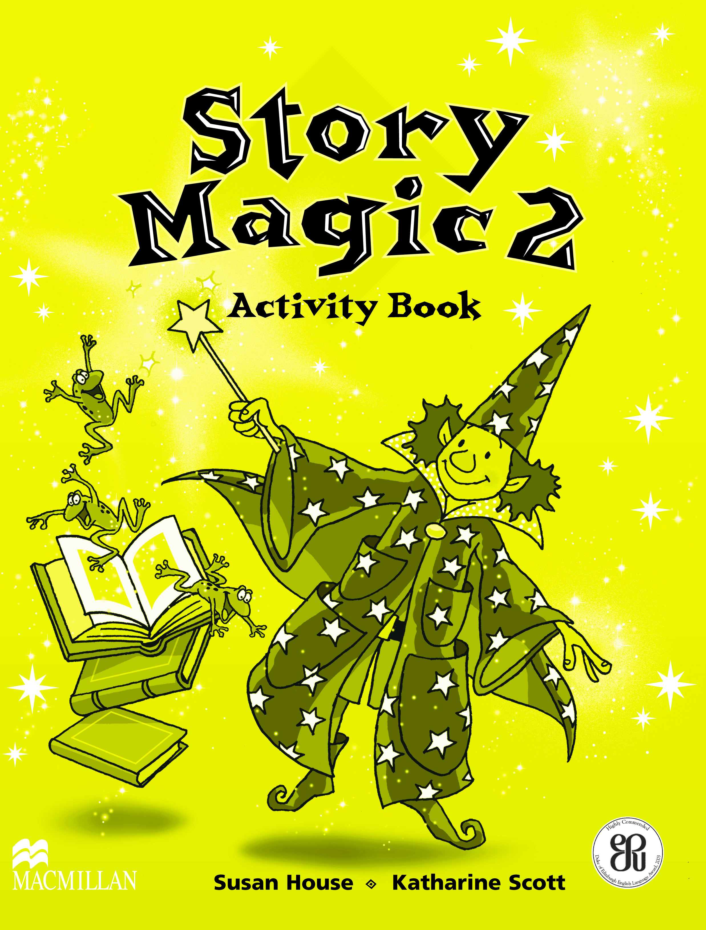 Story Magic 2 Activity Book