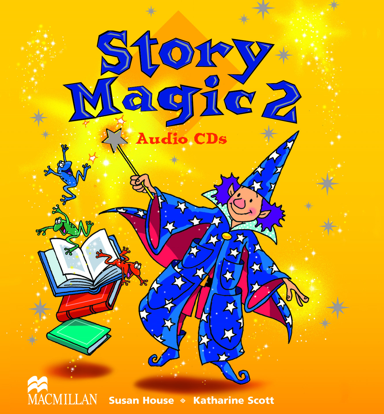 Story Magic 2 Audio CD