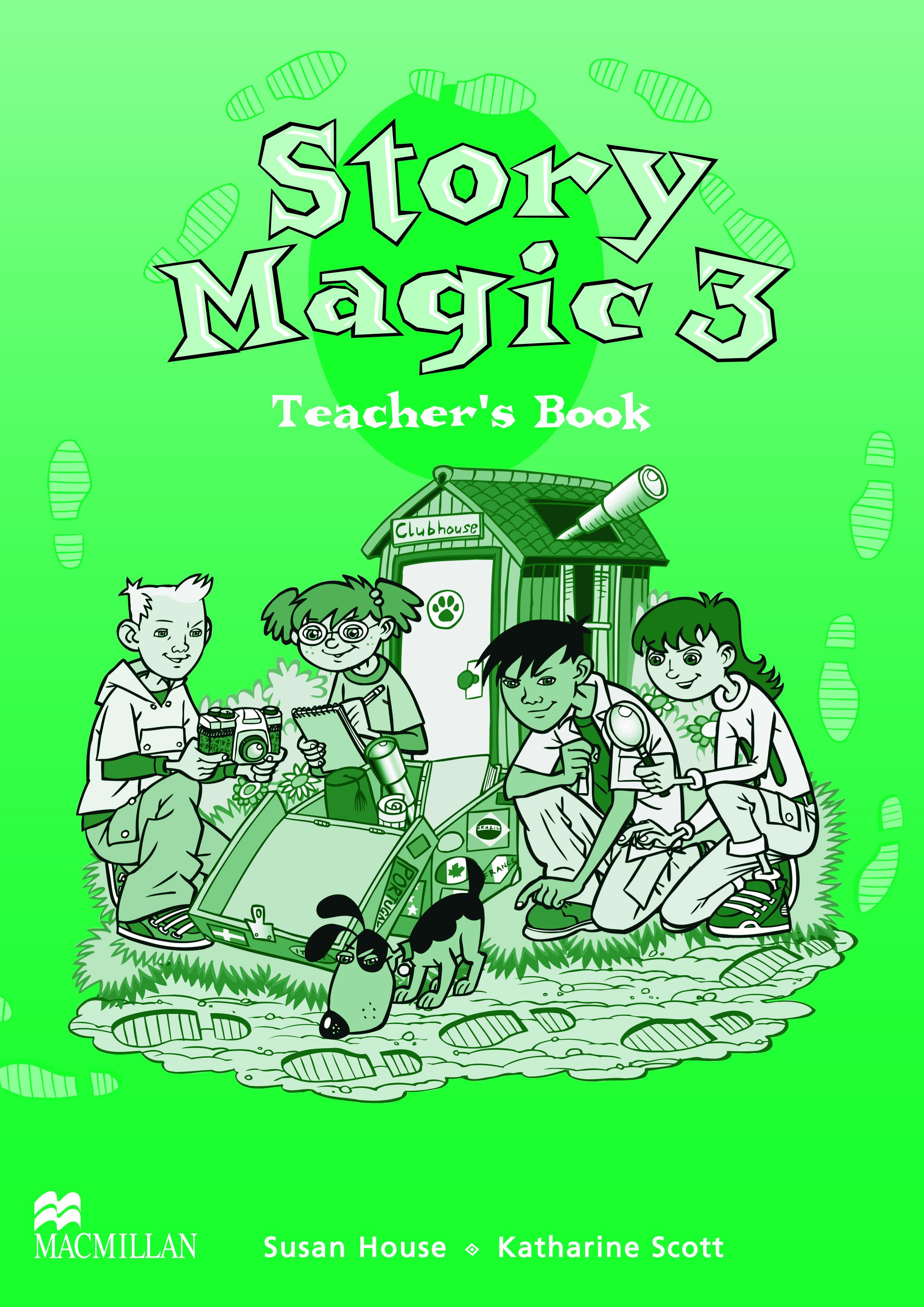 Story Magic 3 Teacher