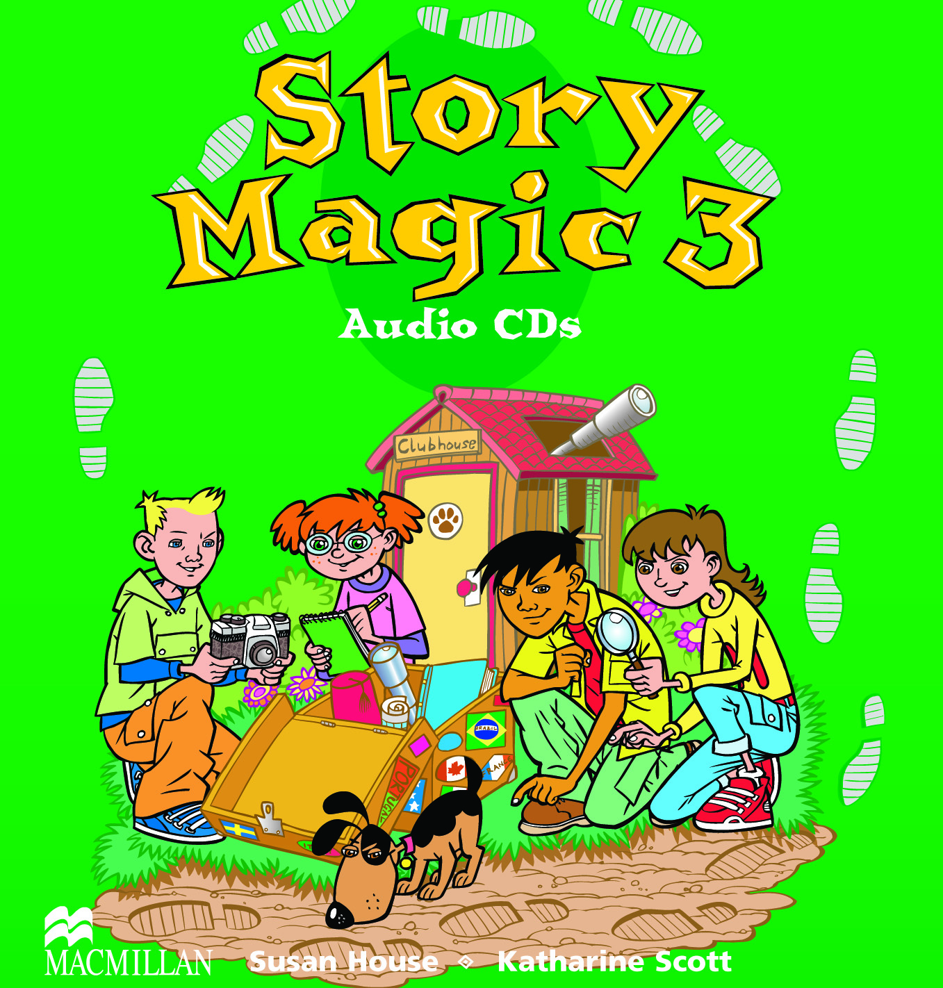 Story Magic 3 Audio CD