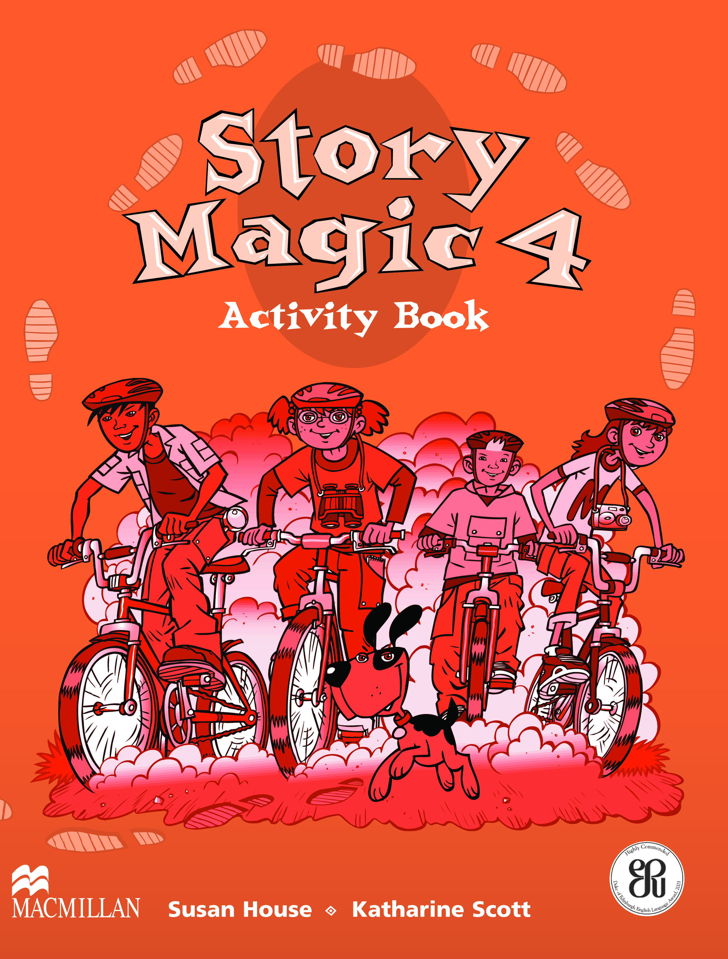 Story Magic 4 Activity Book