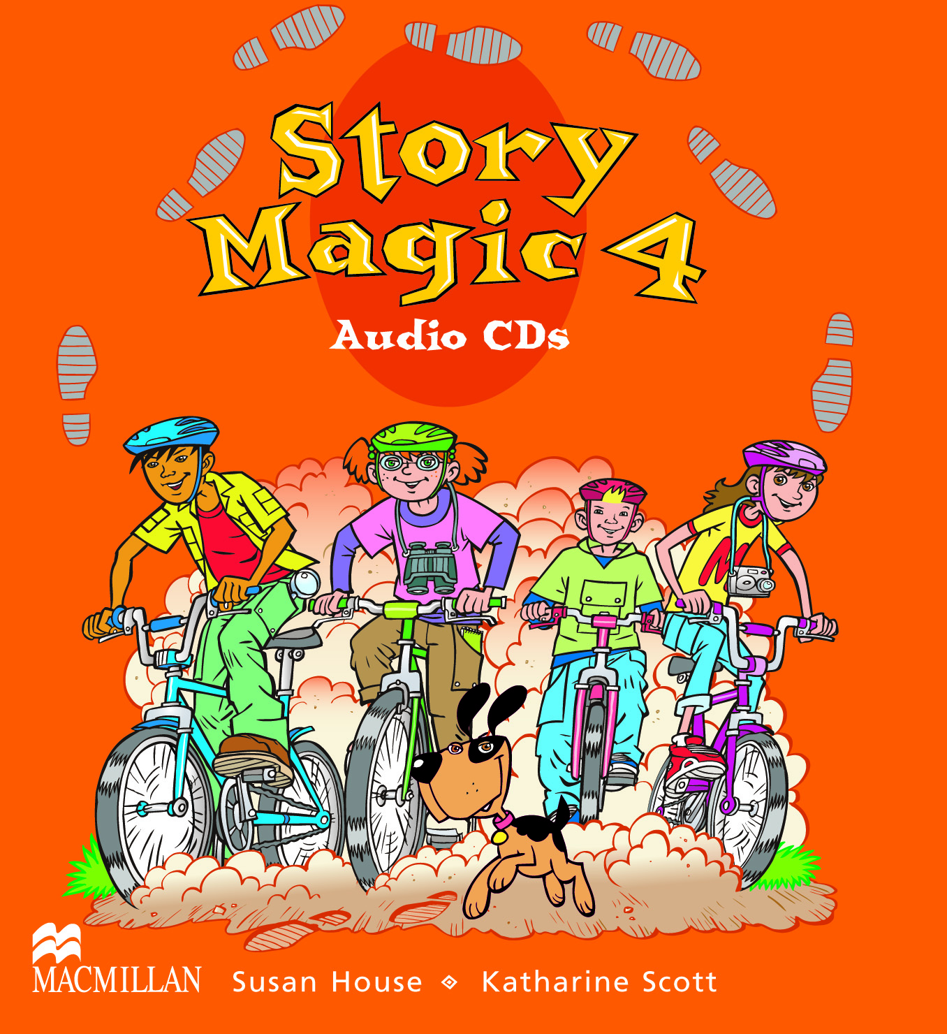Story Magic 4 Audio CD