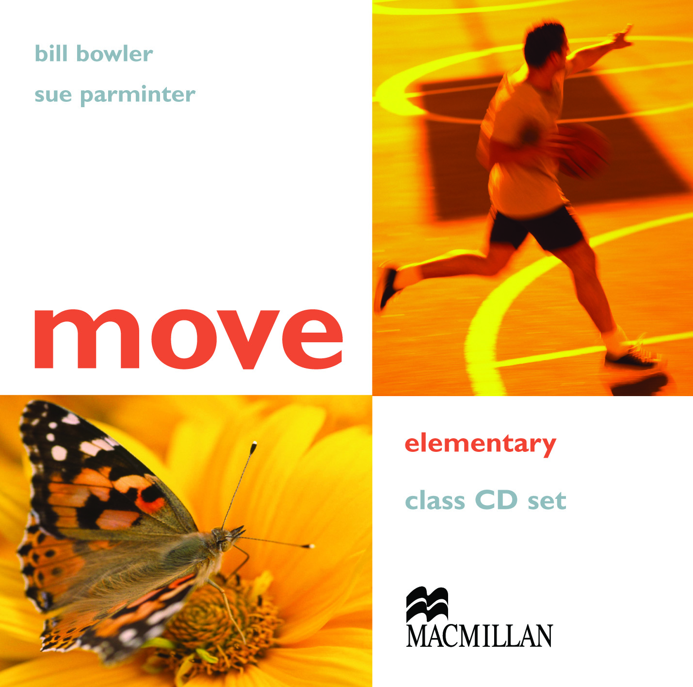Move Elementary Class Audio CDs