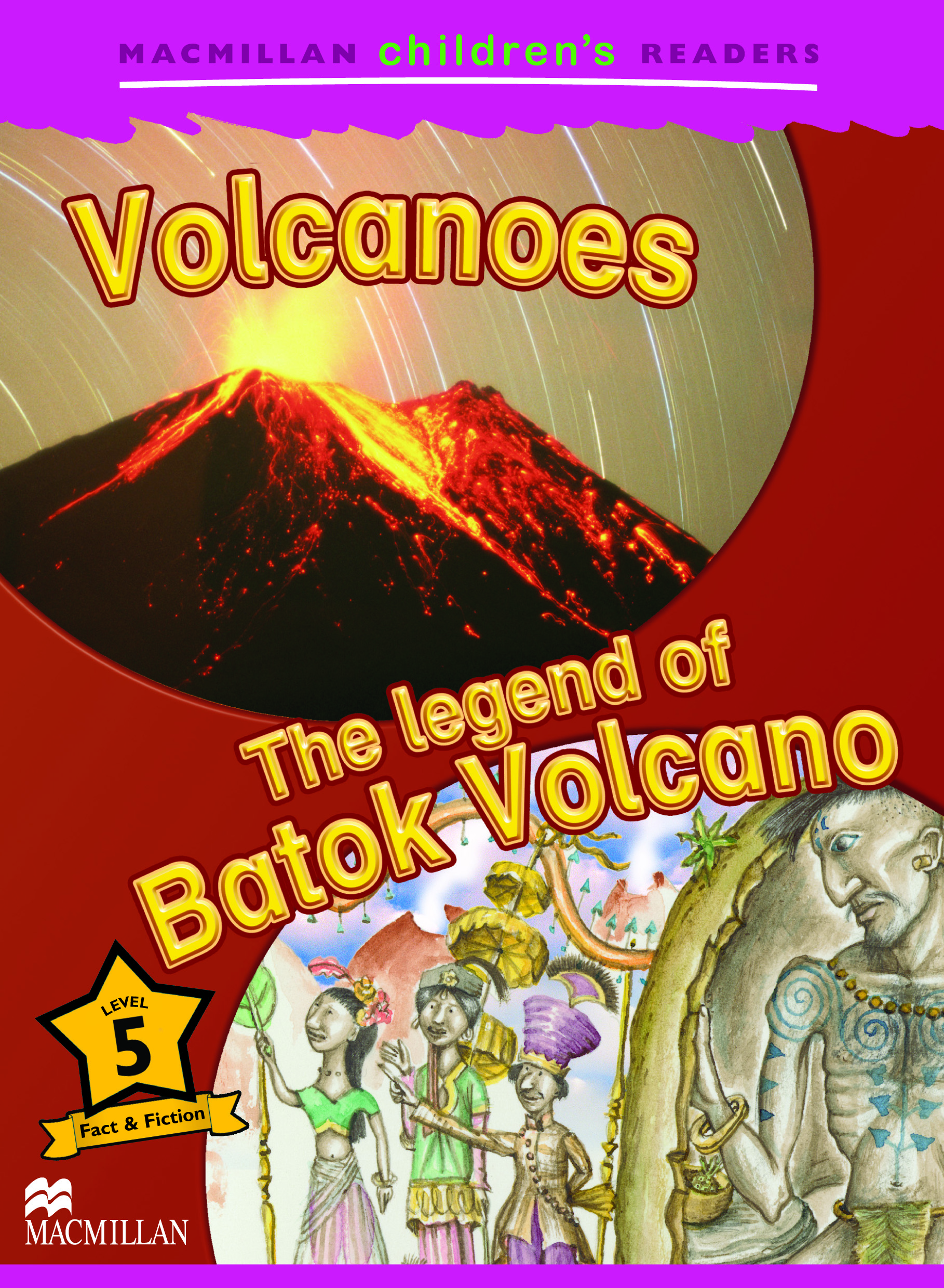 Volcanoes  / The Legend of Batok Volcano