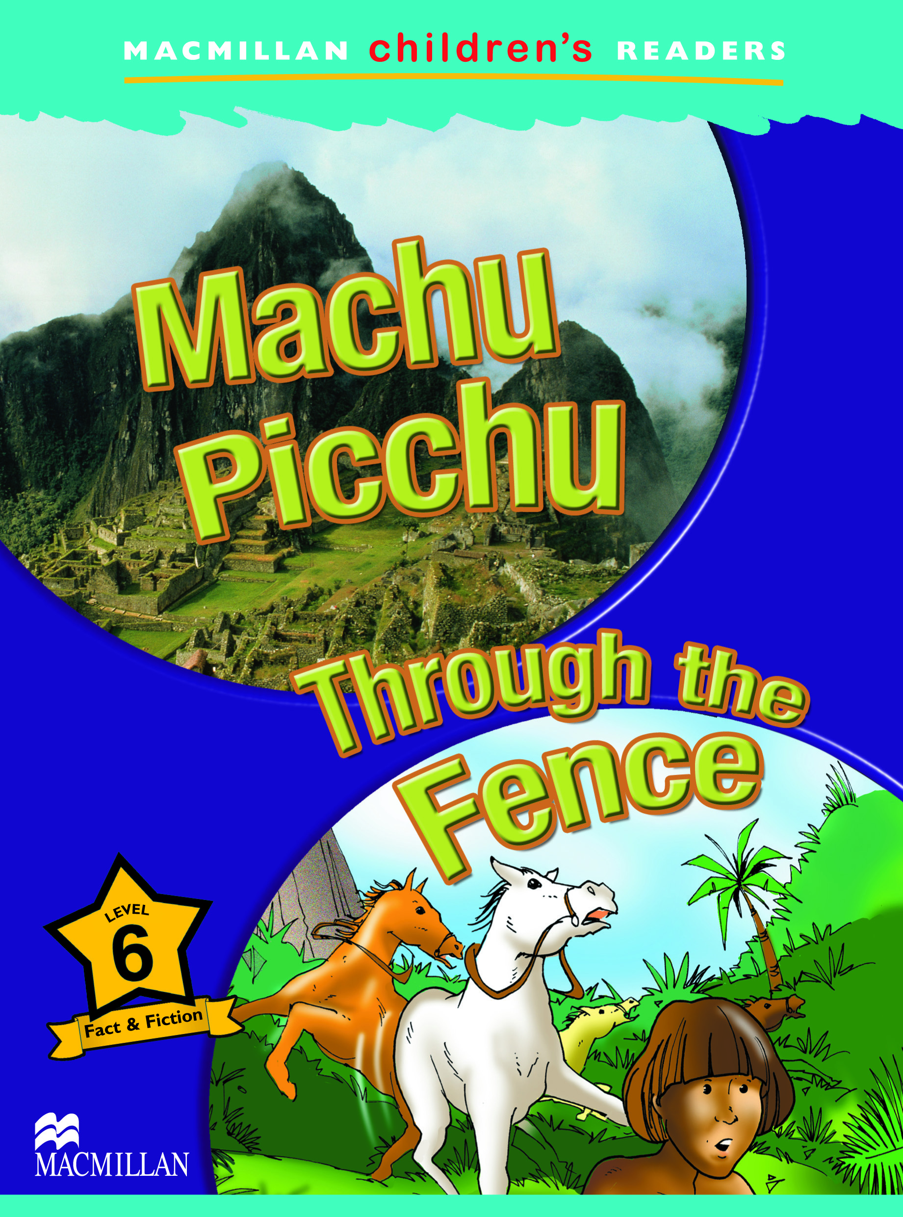 Machu Picchu / Through the Fence