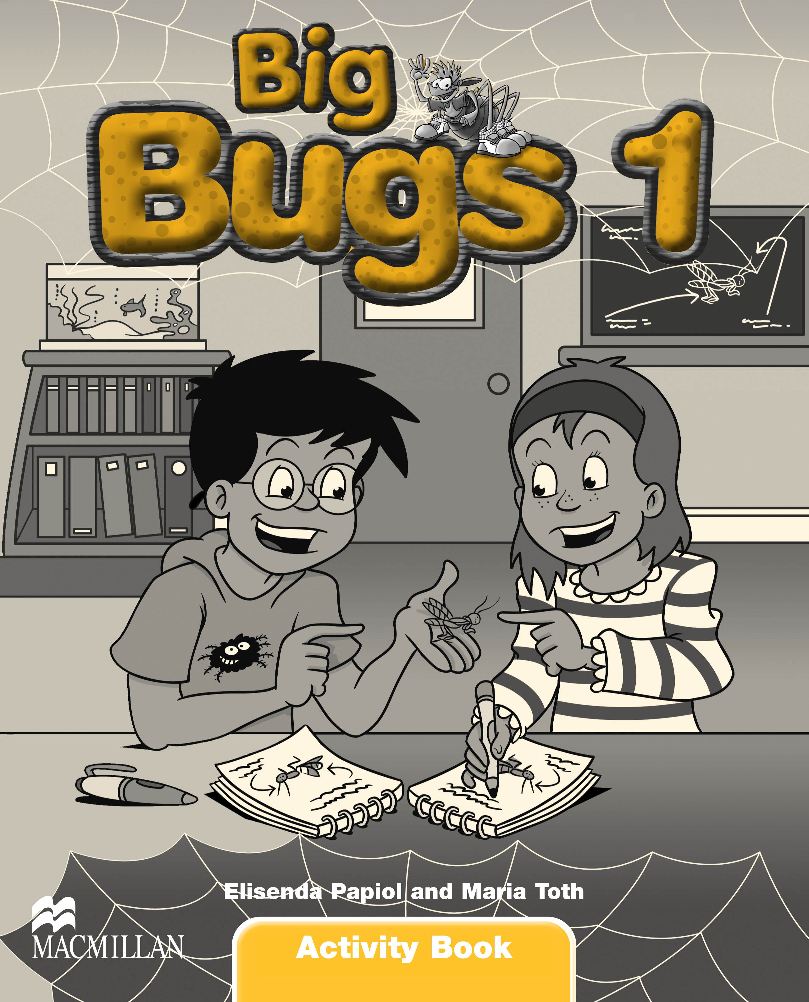 Big Bugs 1 Activity Book