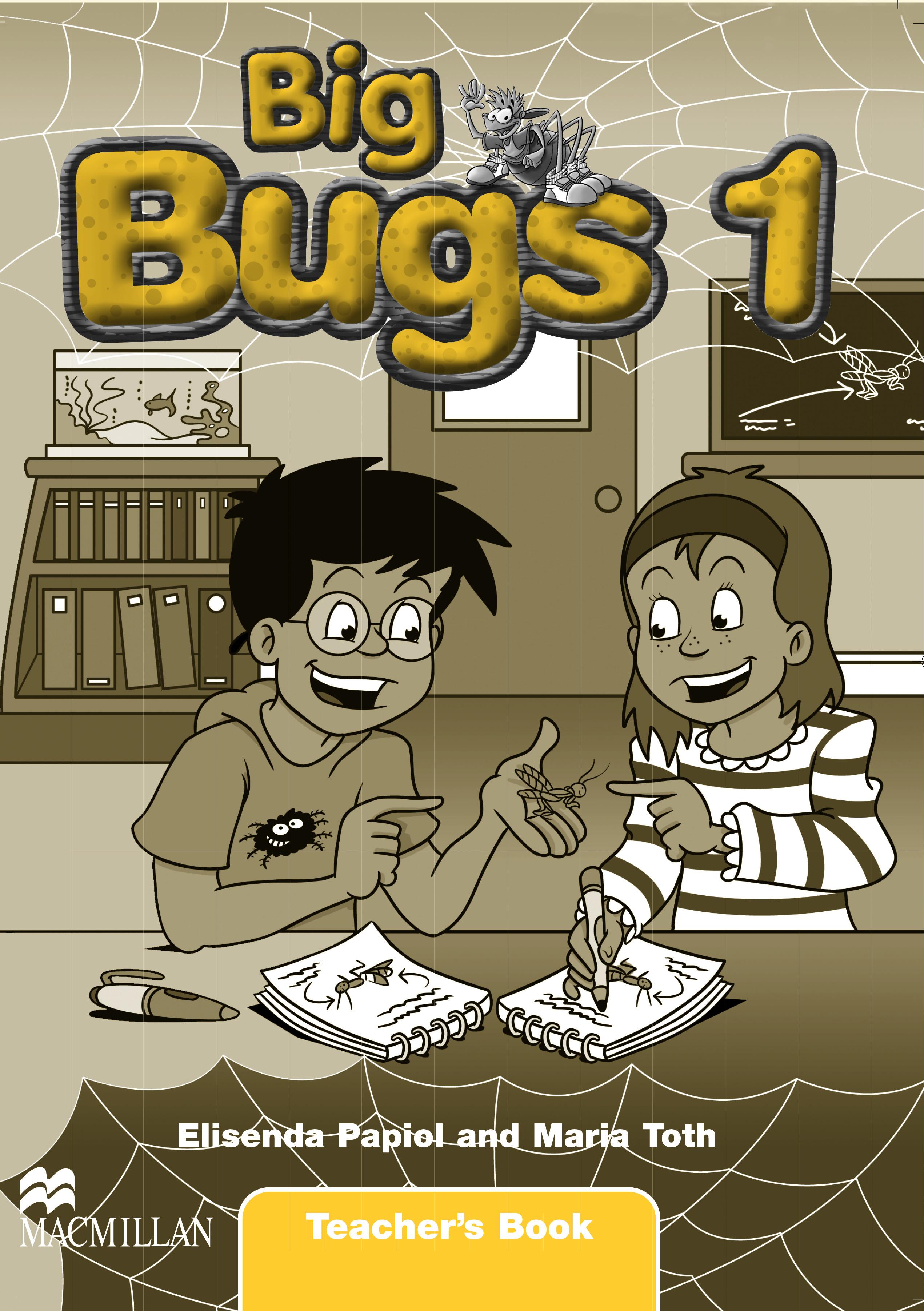 Big Bugs 1 Teacher