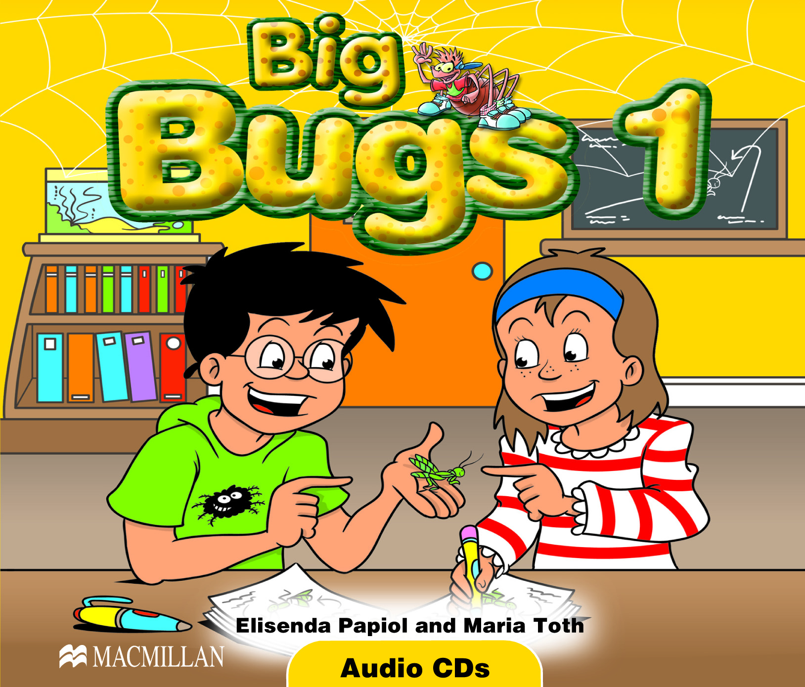Big Bugs 1 Audio CD