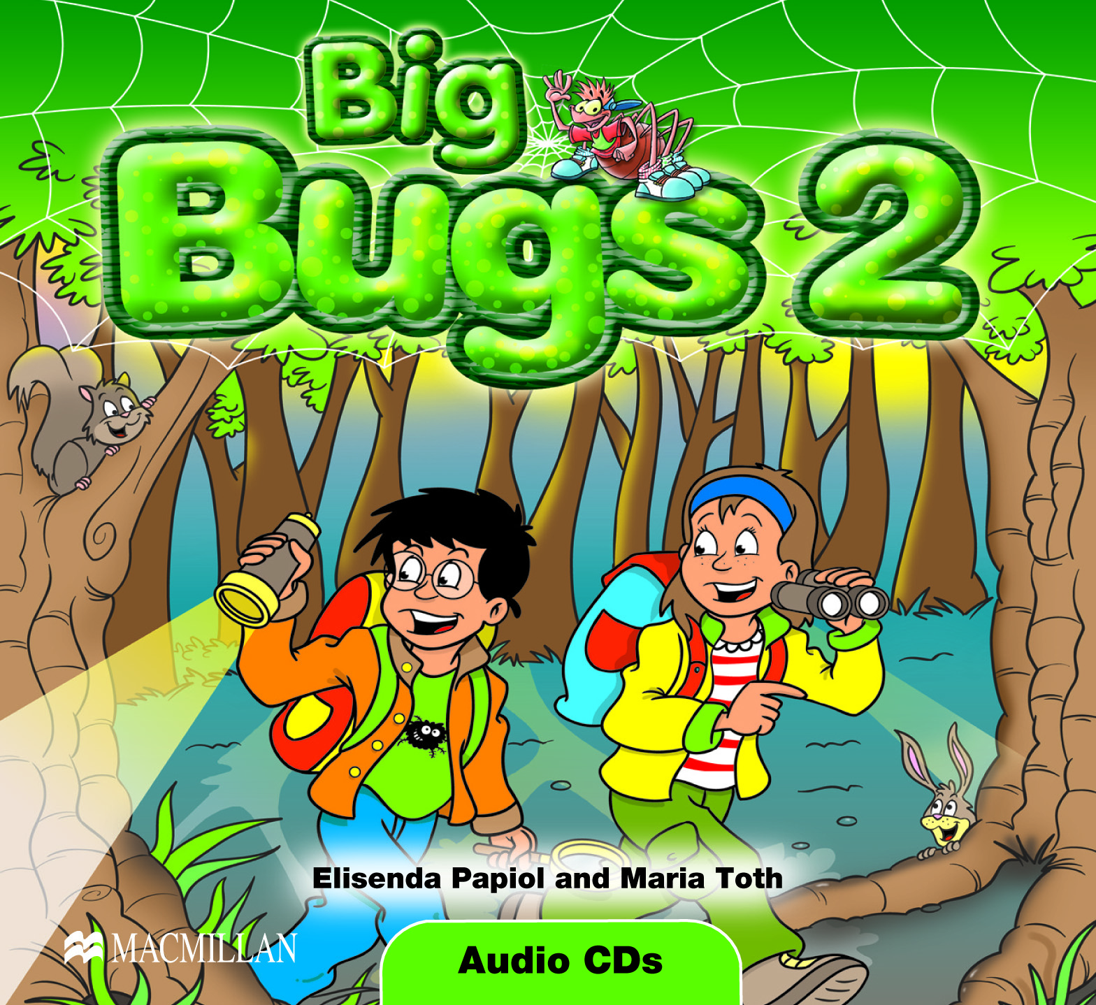 Big Bugs 2 Audio CD
