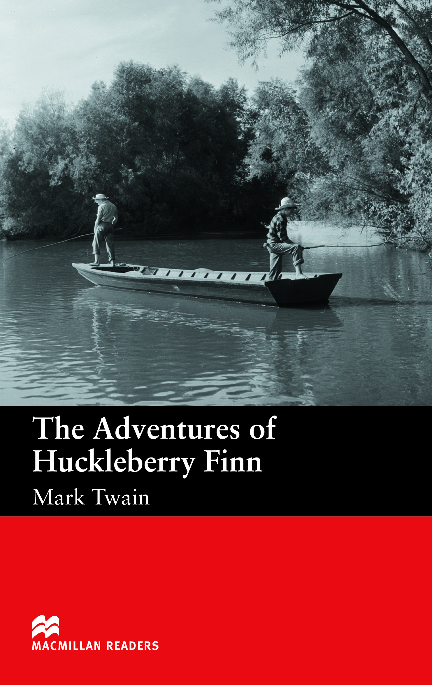 Macmillan Readers: The Adventures of Huckleberry Finn