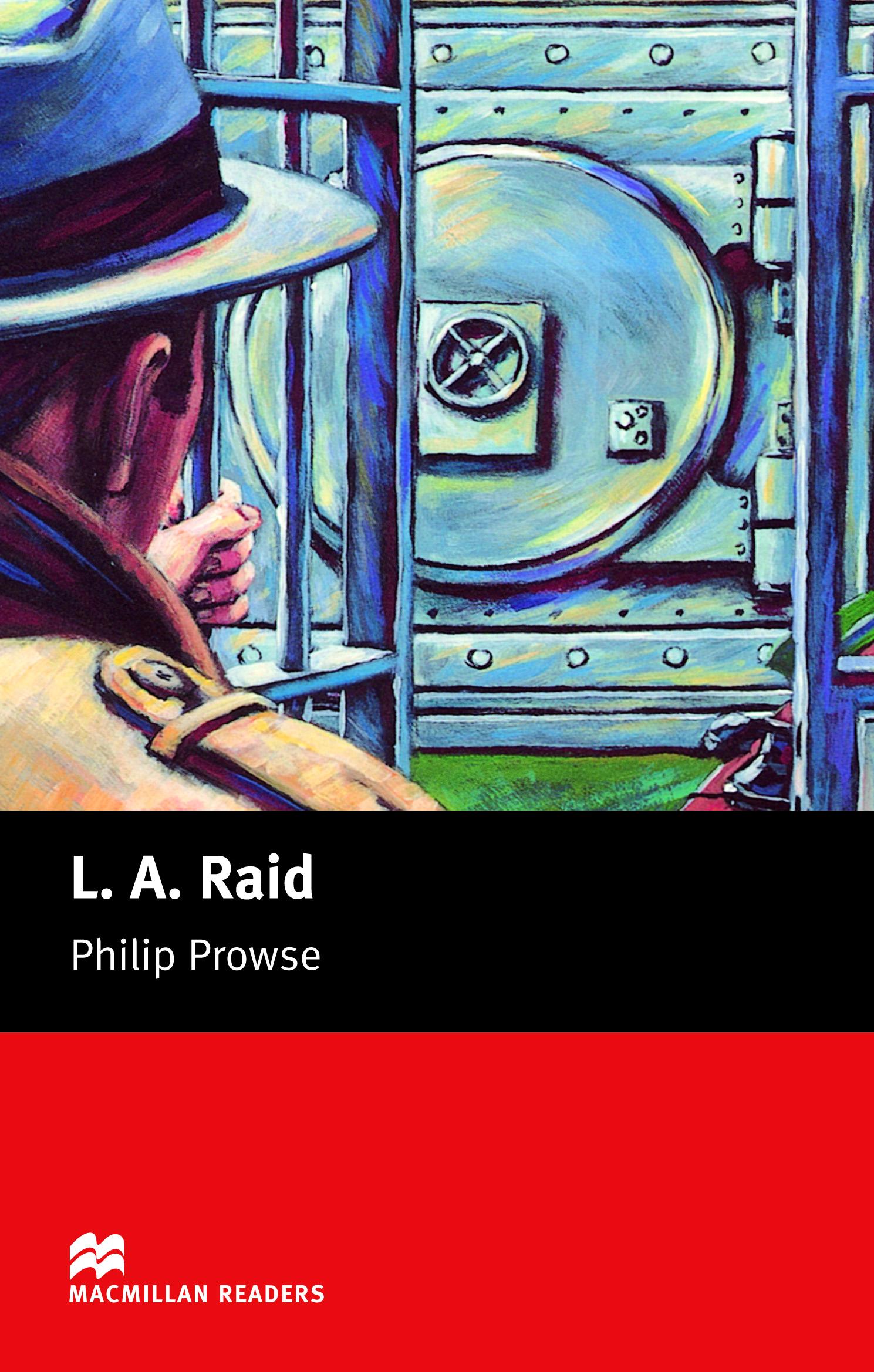 Macmillan Readers: L.A. Raid
