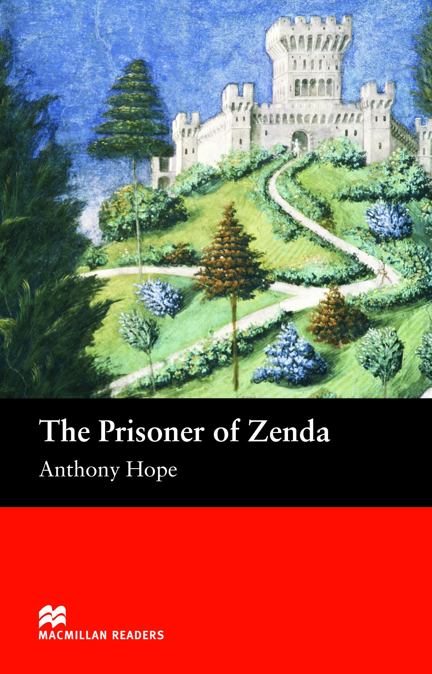Macmillan Readers: The Prisoner Of Zenda