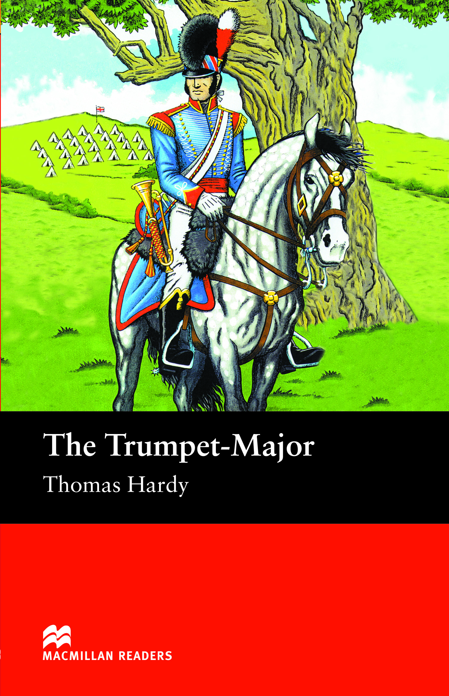 Macmillan Readers: The Trumpet-Major