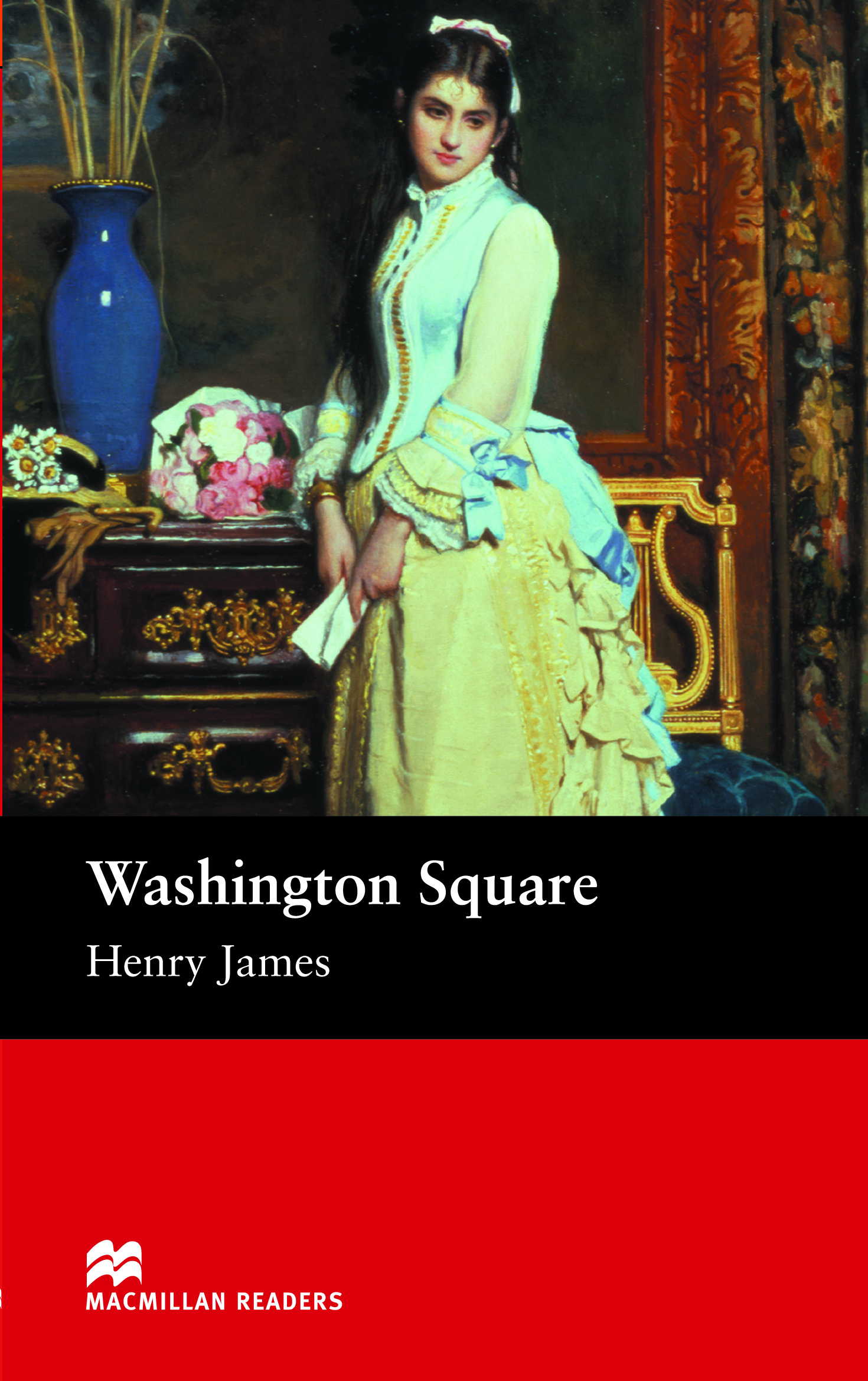 Macmillan Readers: Washington Square