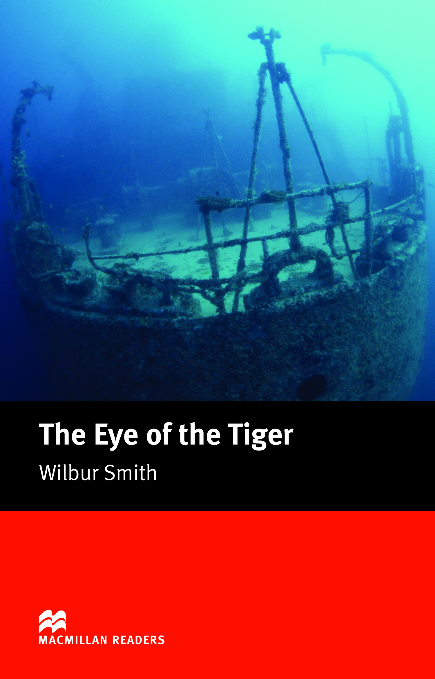 Macmillan Readers: The Eye of the Tiger
