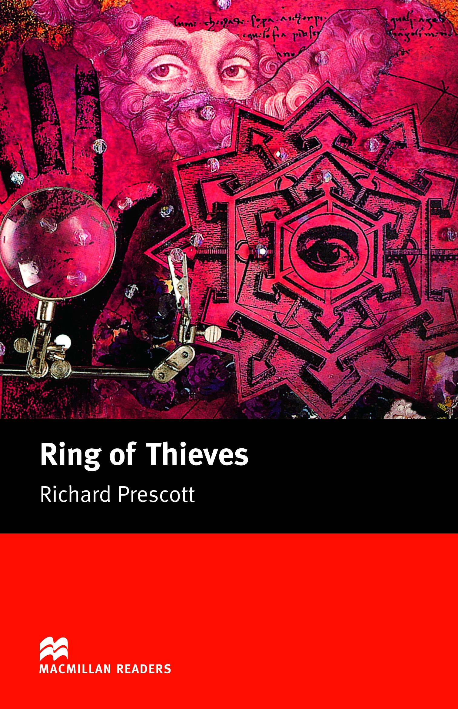 Macmillan Readers: Ring of Thieves