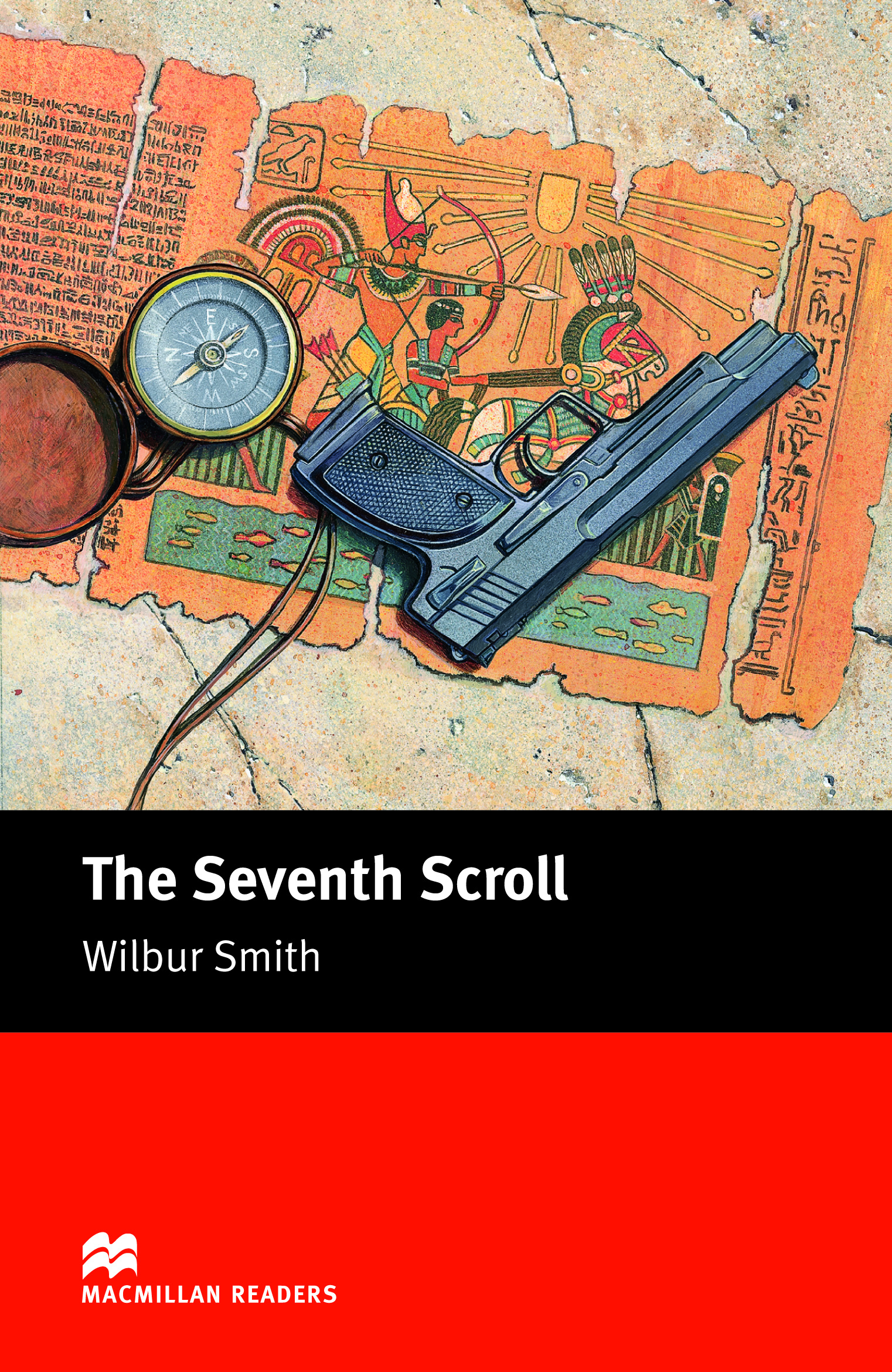 Macmillan Readers Seventh Scroll Intermediate Reader