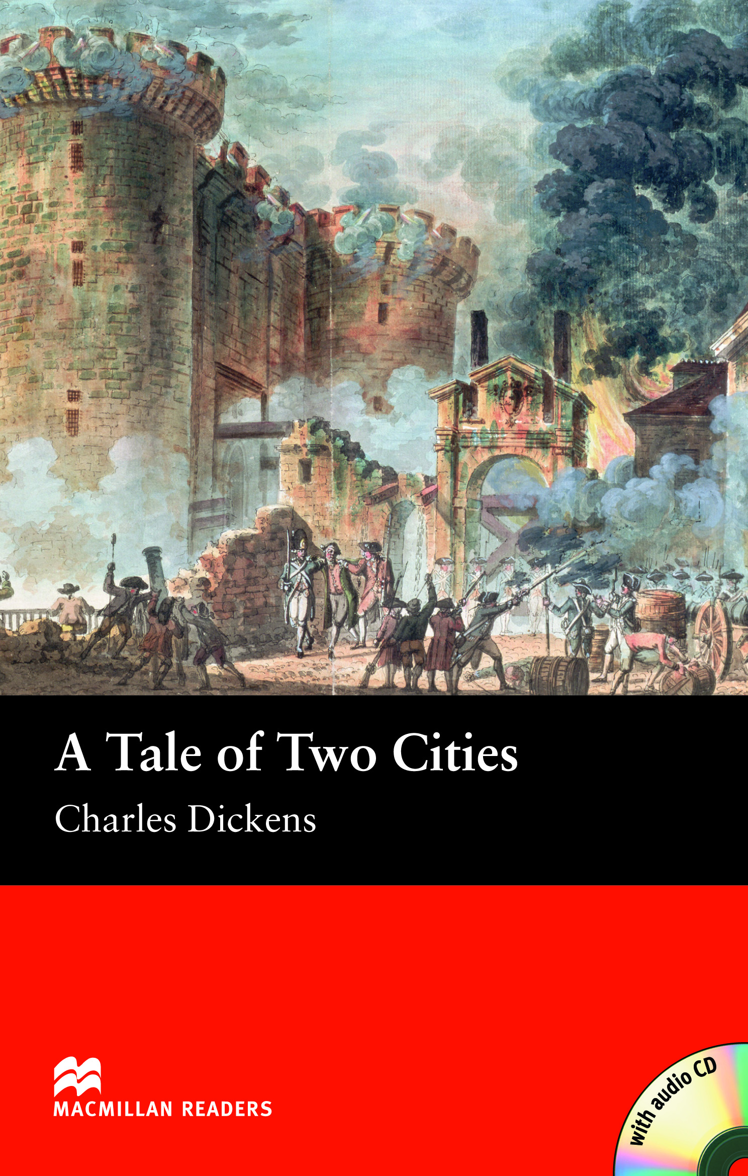 Macmillan Readers: A Tale of Two Cities Pack