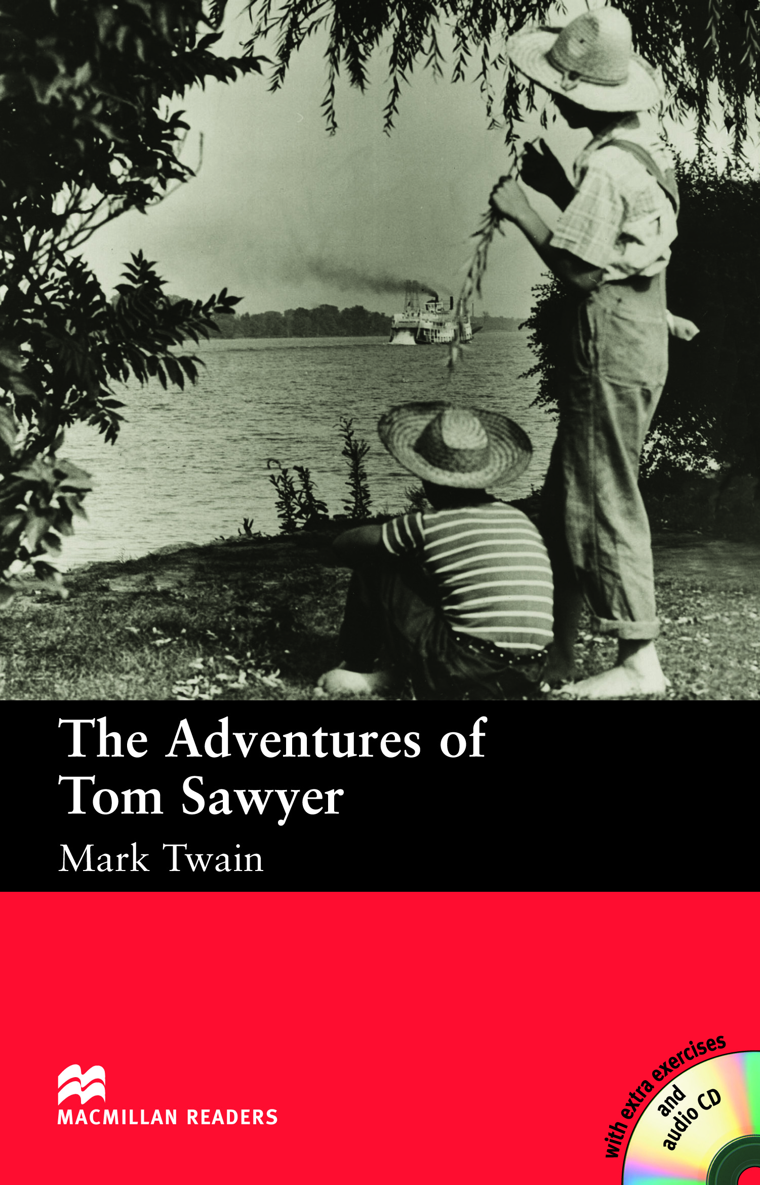 Macmillan Readers: The Adventures of Tom Sawyer Pack