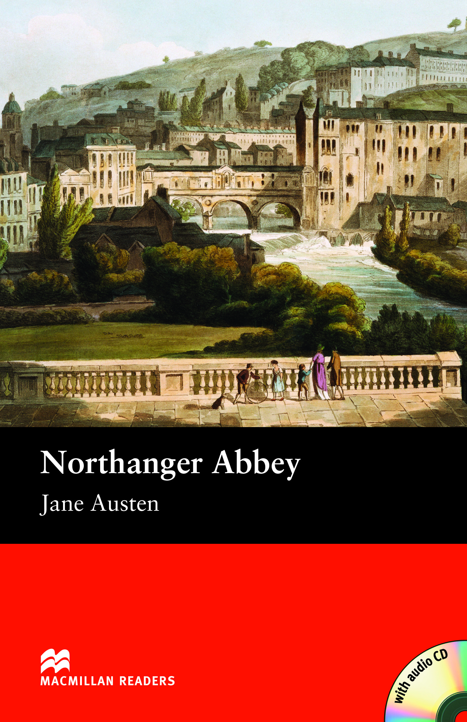 Macmillan Readers: Northanger Abbey Pack