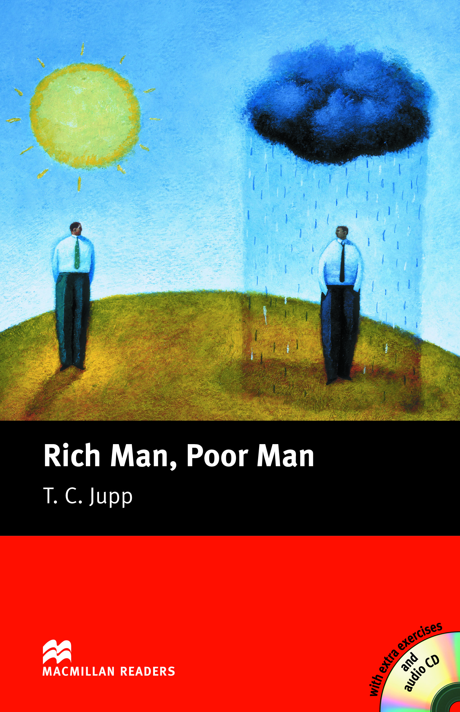 Macmillan Readers: Rich Man Poor Man Pack