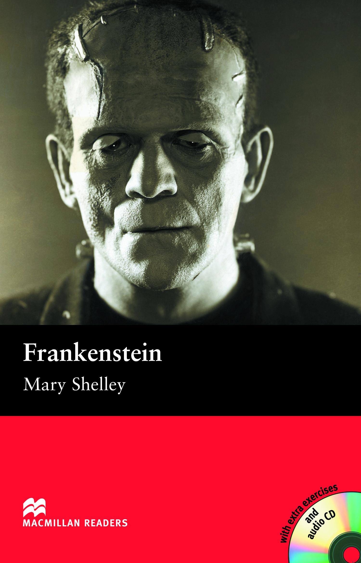 Macmillan Readers: Frankenstein Pack