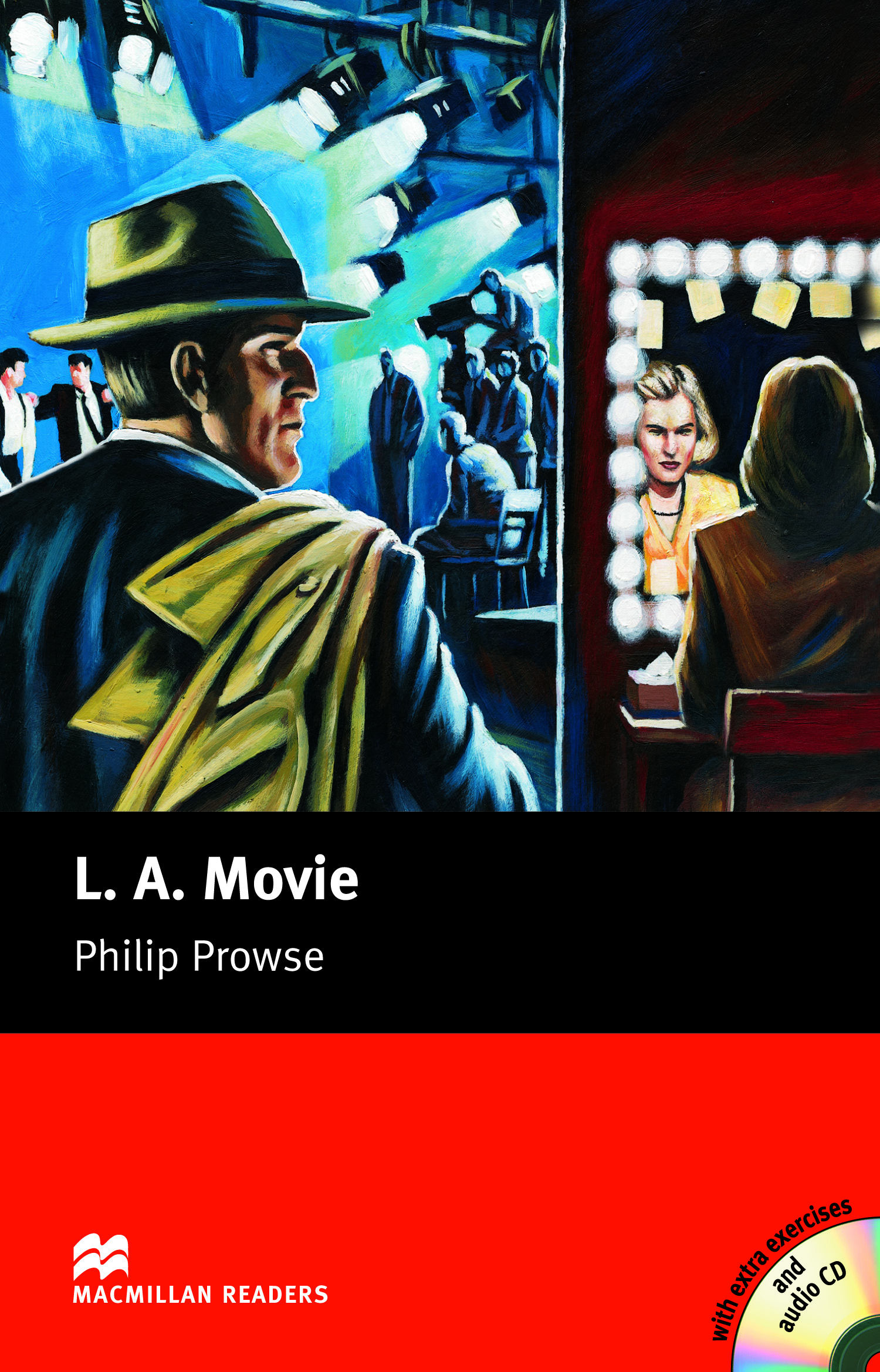 Macmillan Readers: L.A. Movie Pack