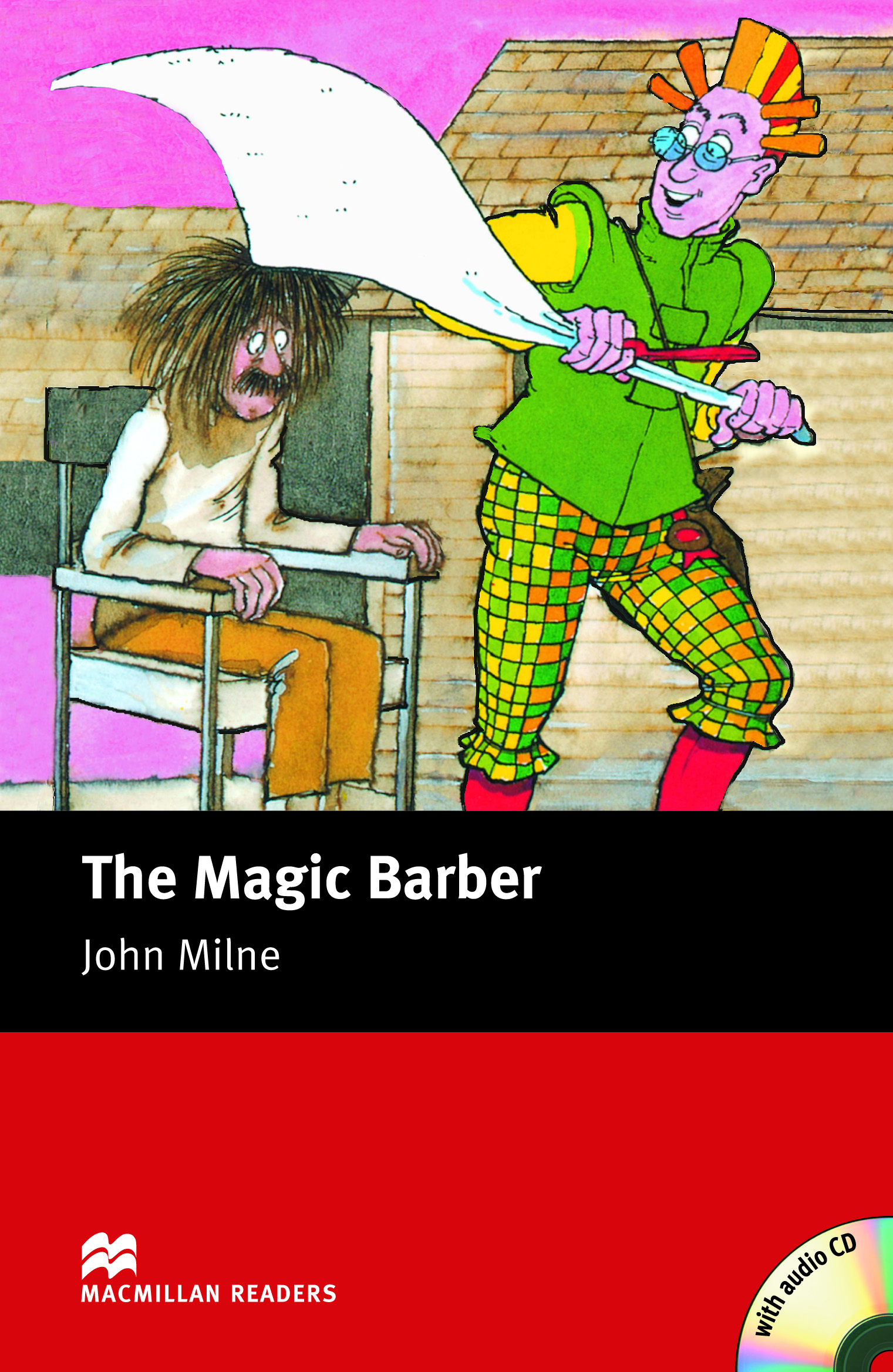 Macmillan Readers: The Magic Barber Pack