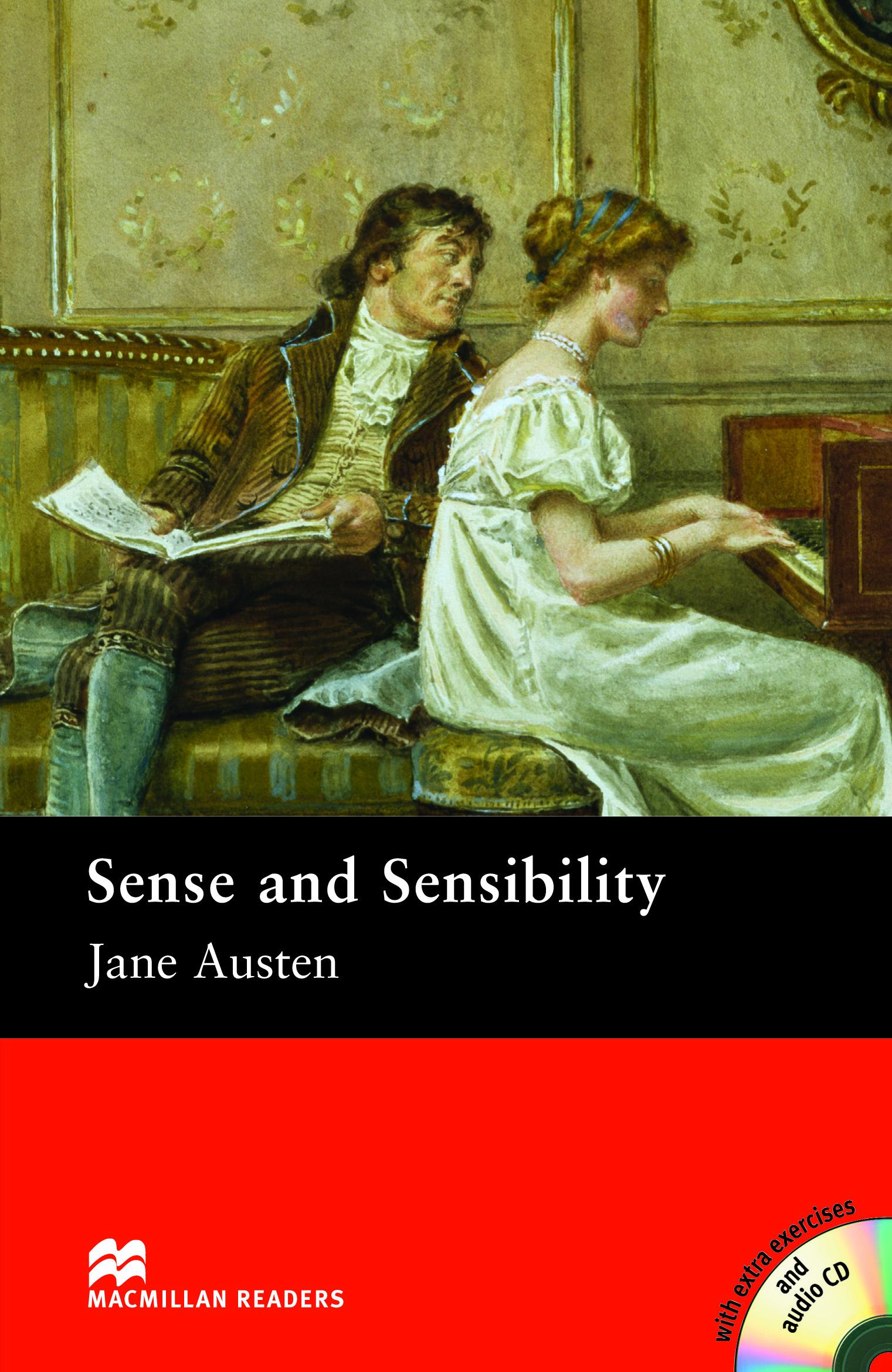 Macmillan Readers: Sense and Sensibility Pack