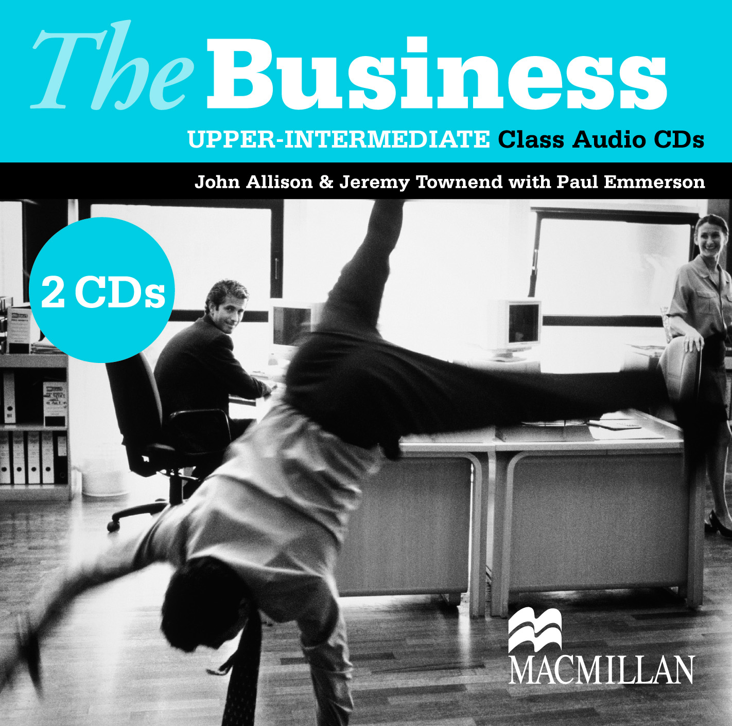 The Business Upper Intermediate Class Audio CD