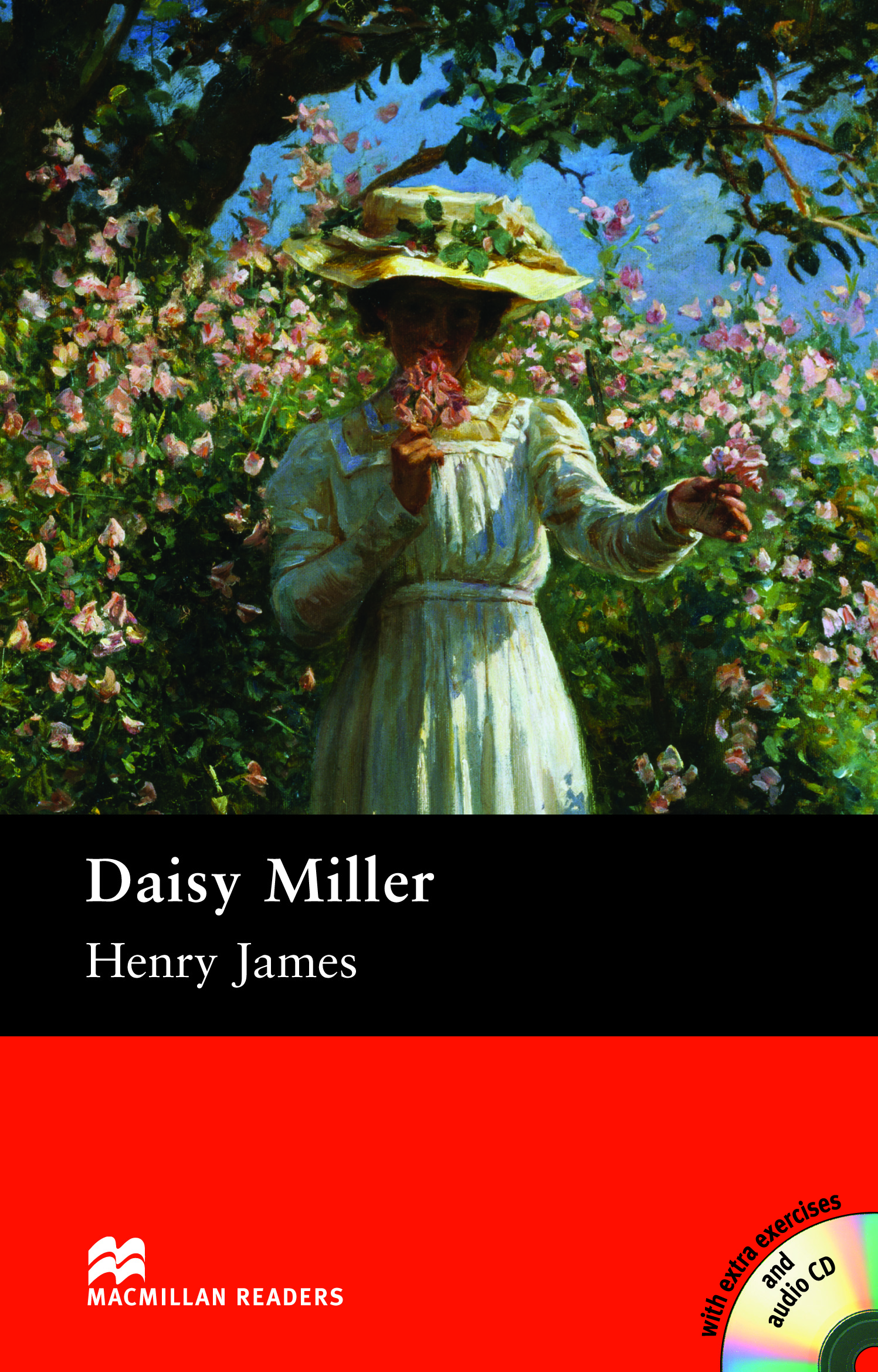 Macmillan Readers: Daisy Miller Pack