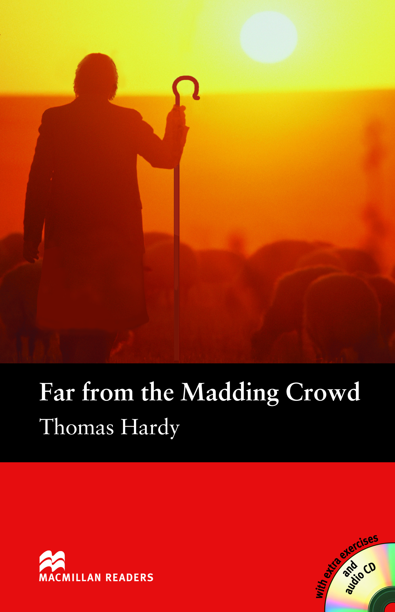 Macmillan Readers: Far from the Madding Crowd Pack