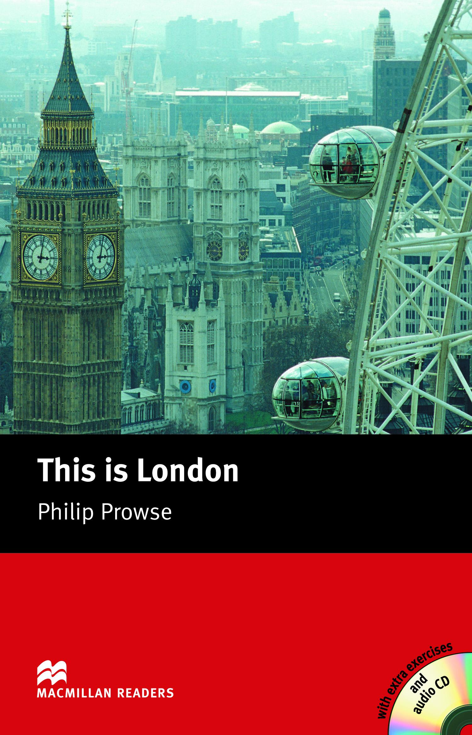 Macmillan Readers: This is London Pack