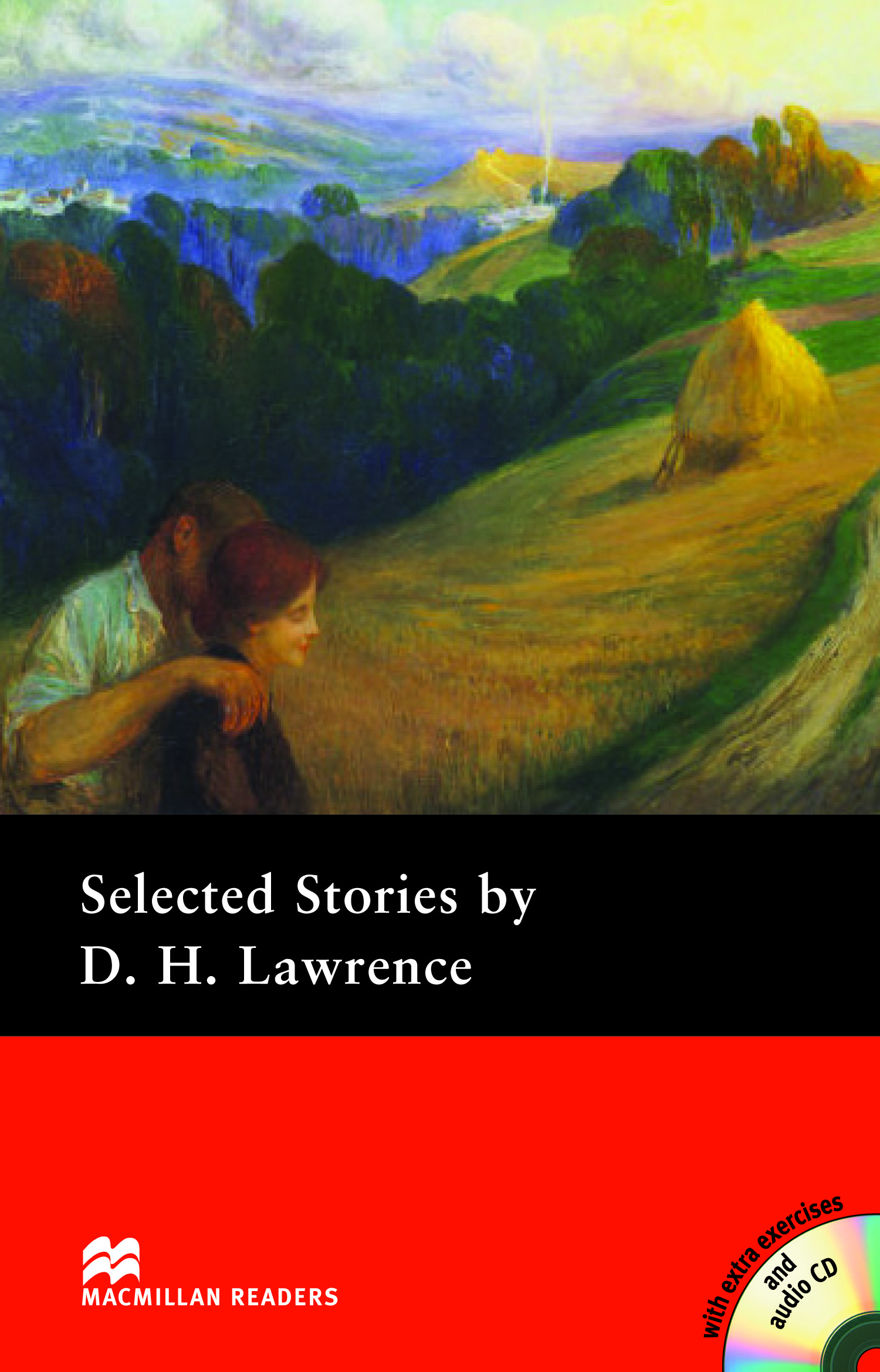 Macmillan Readers: Selected Stories by D. H. Lawrence Pack