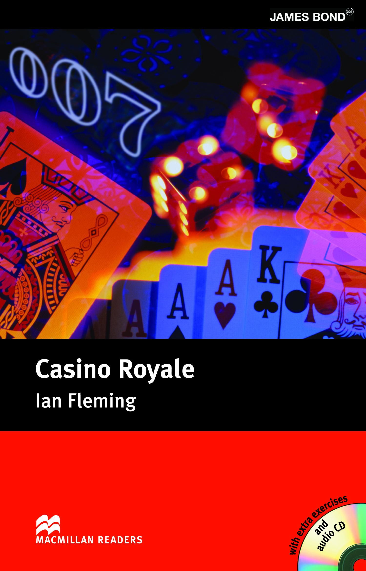 Macmillan Readers: Casino Royale Pack