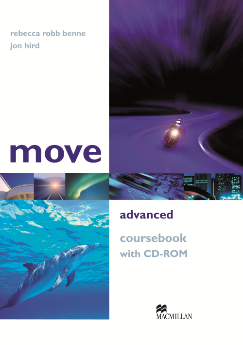 Move Advanced Coursebook + CD-ROM