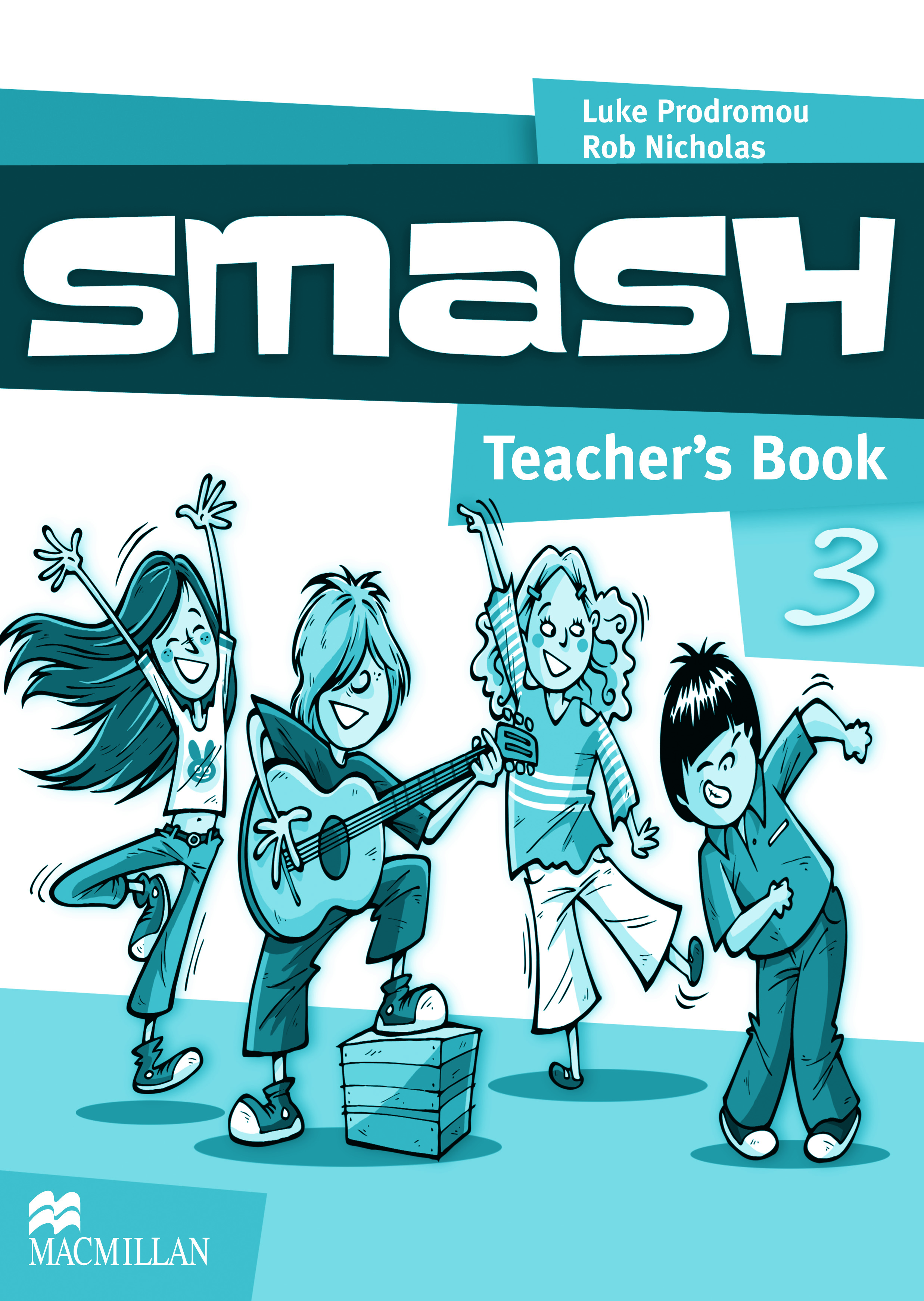 Smash 3 Teachers Book International