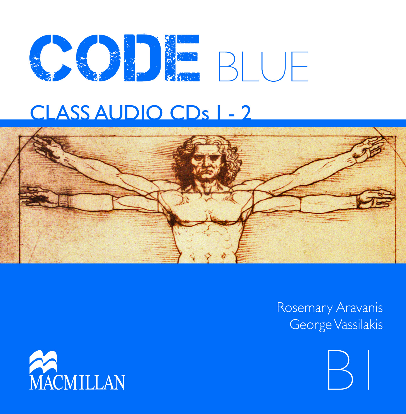 Code Blue Class Audio CD