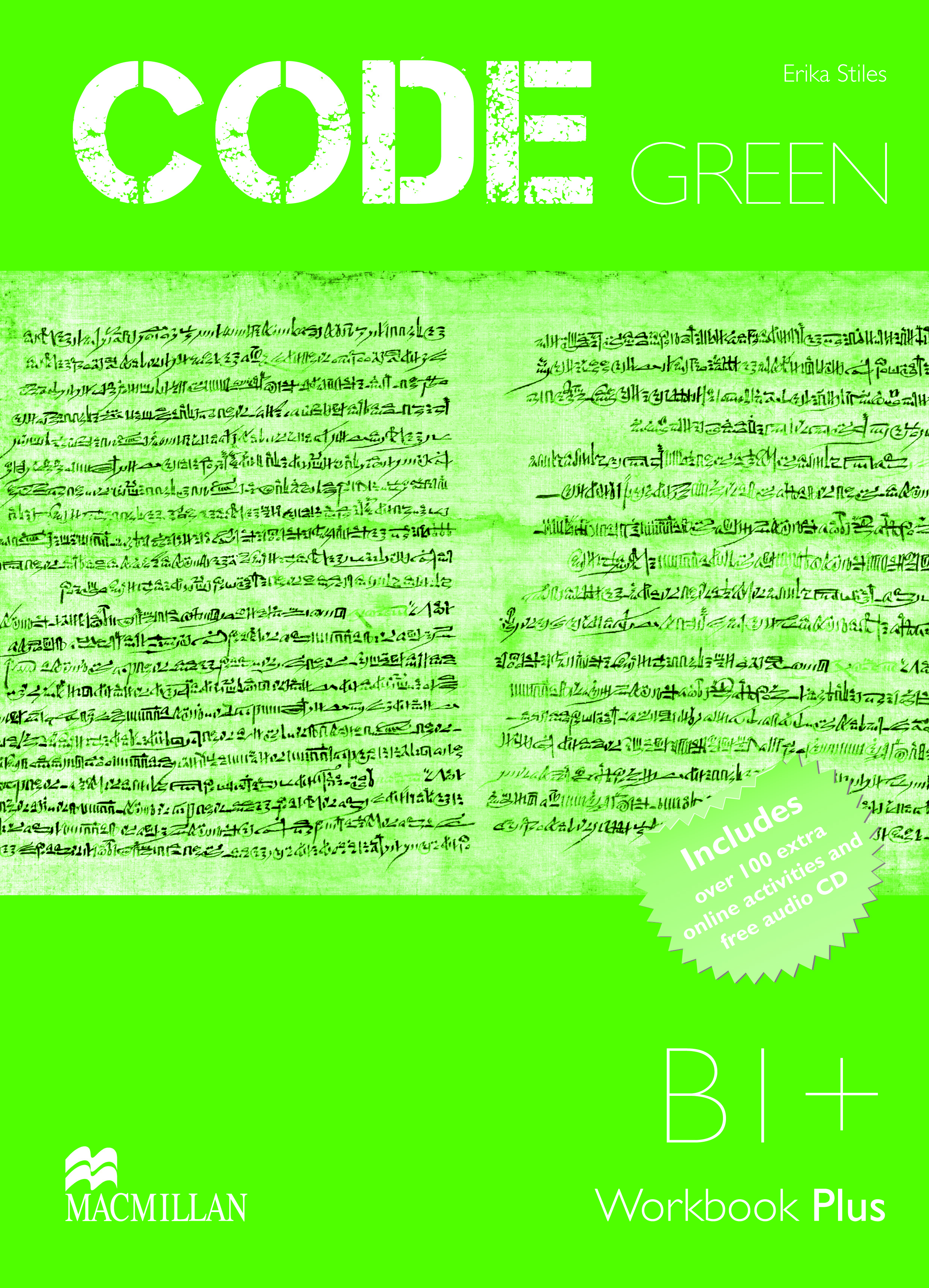 Code Green Workbook + Practice Online + CD Pack