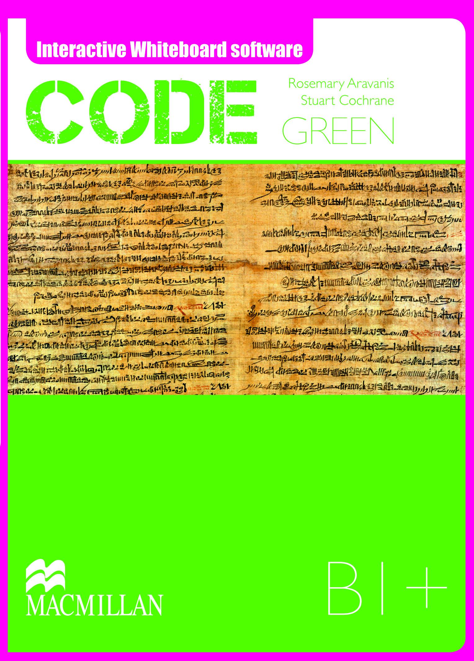 Code Green IWB USB International