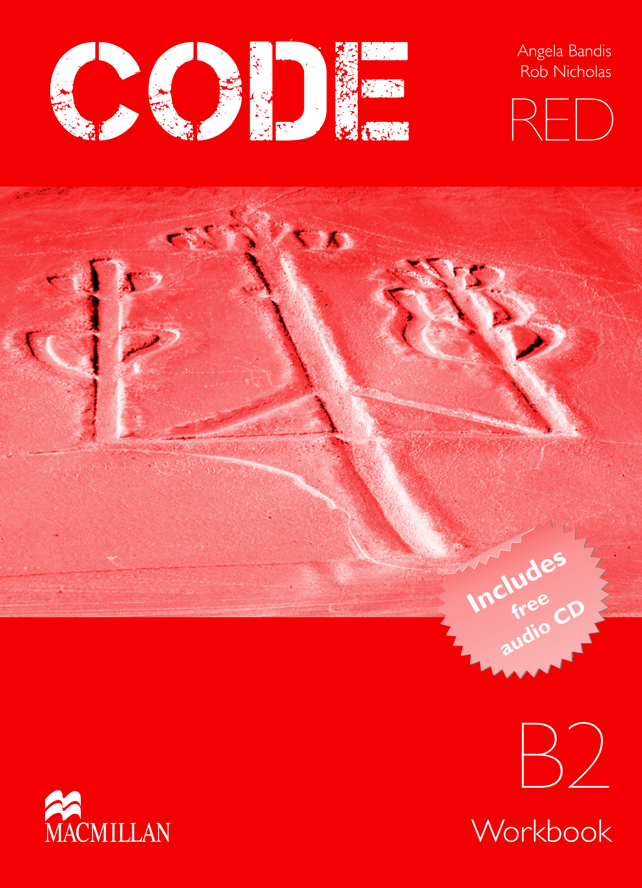 Code Red Workbook + CD Pack